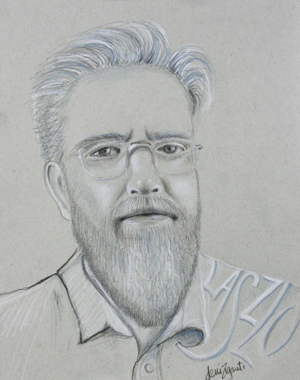 Deni Ziganti did this 3-hour drawing.