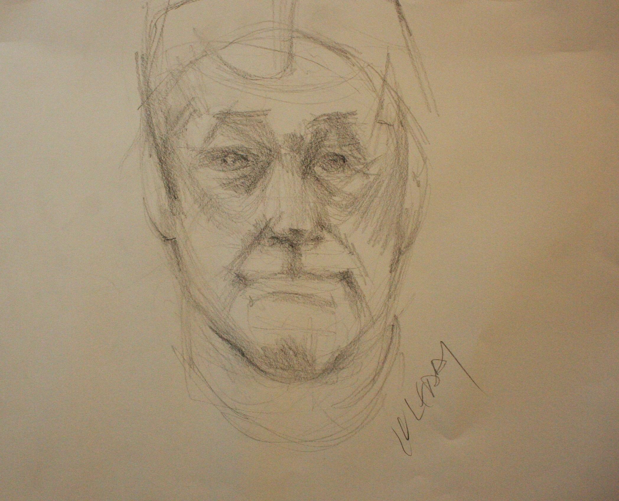 William Leddy did this sketch.