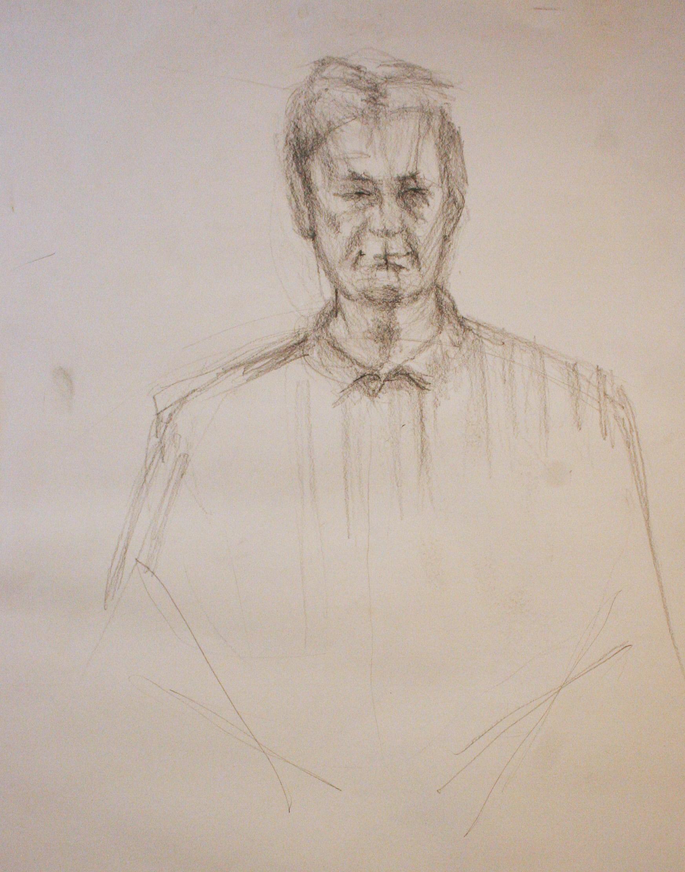 William Leddy did this half hour sketch.