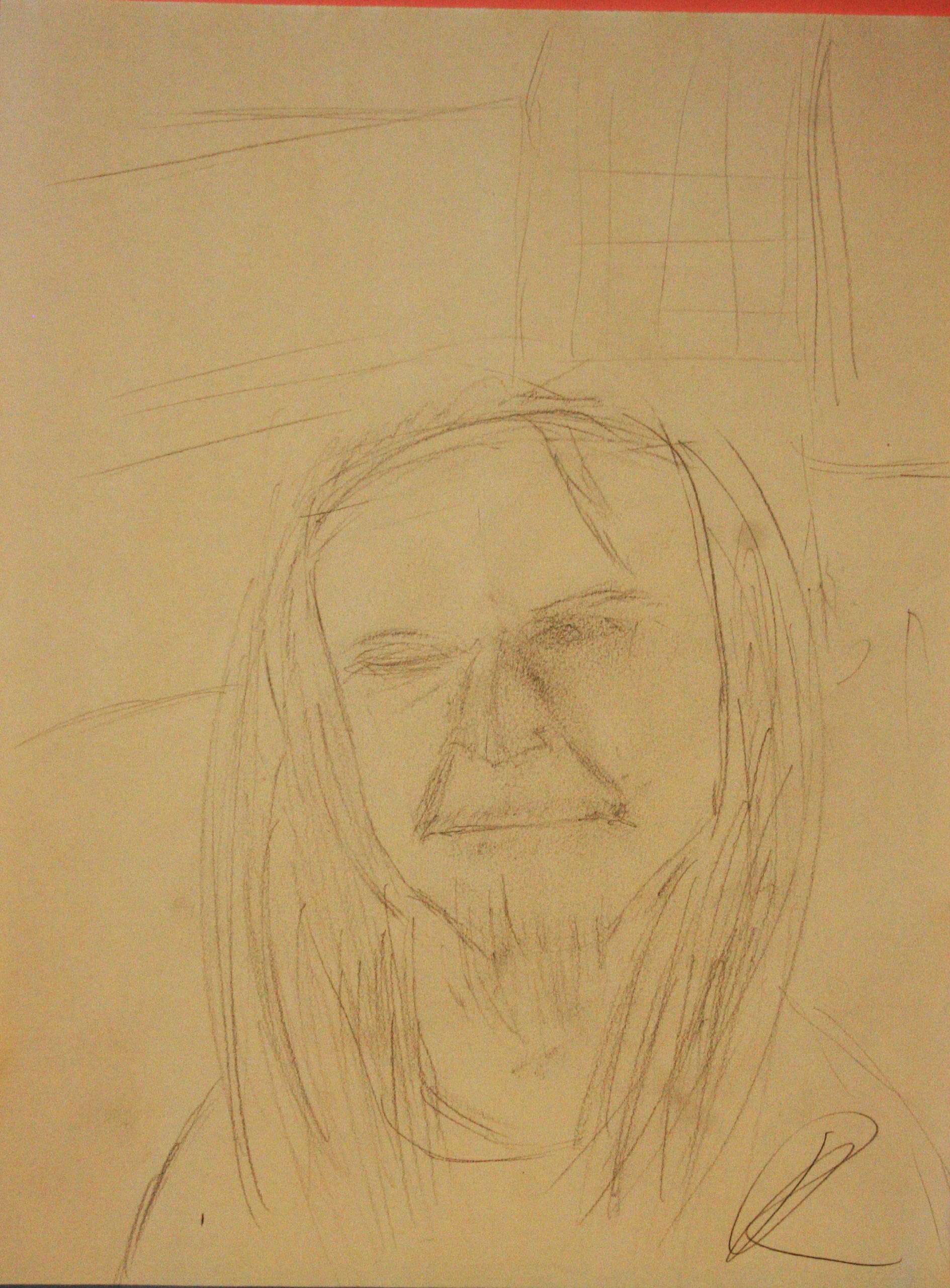 Paul Reulbach did this drawing.