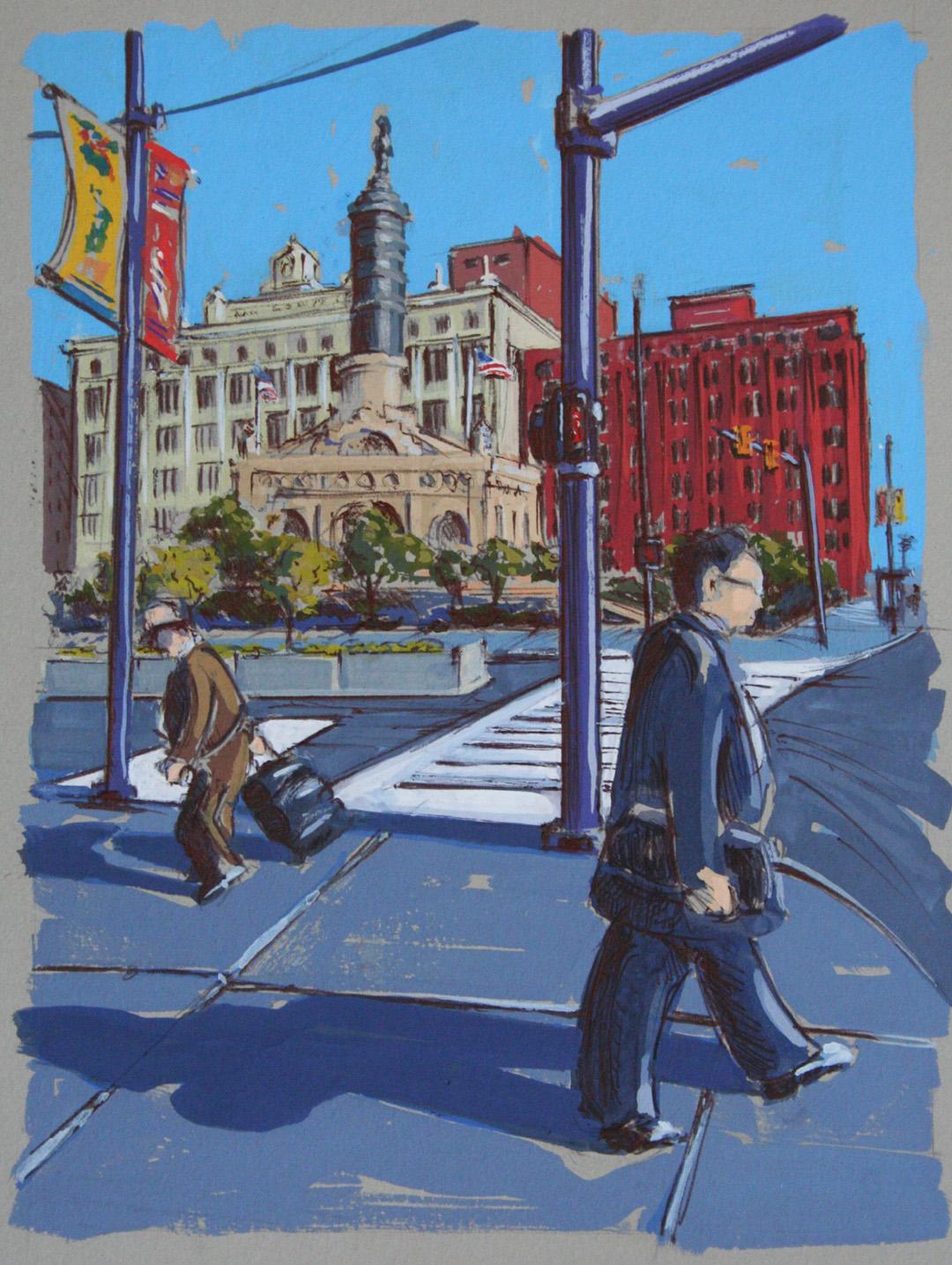 ColorStudy-Two Suits, Public Square.jpg