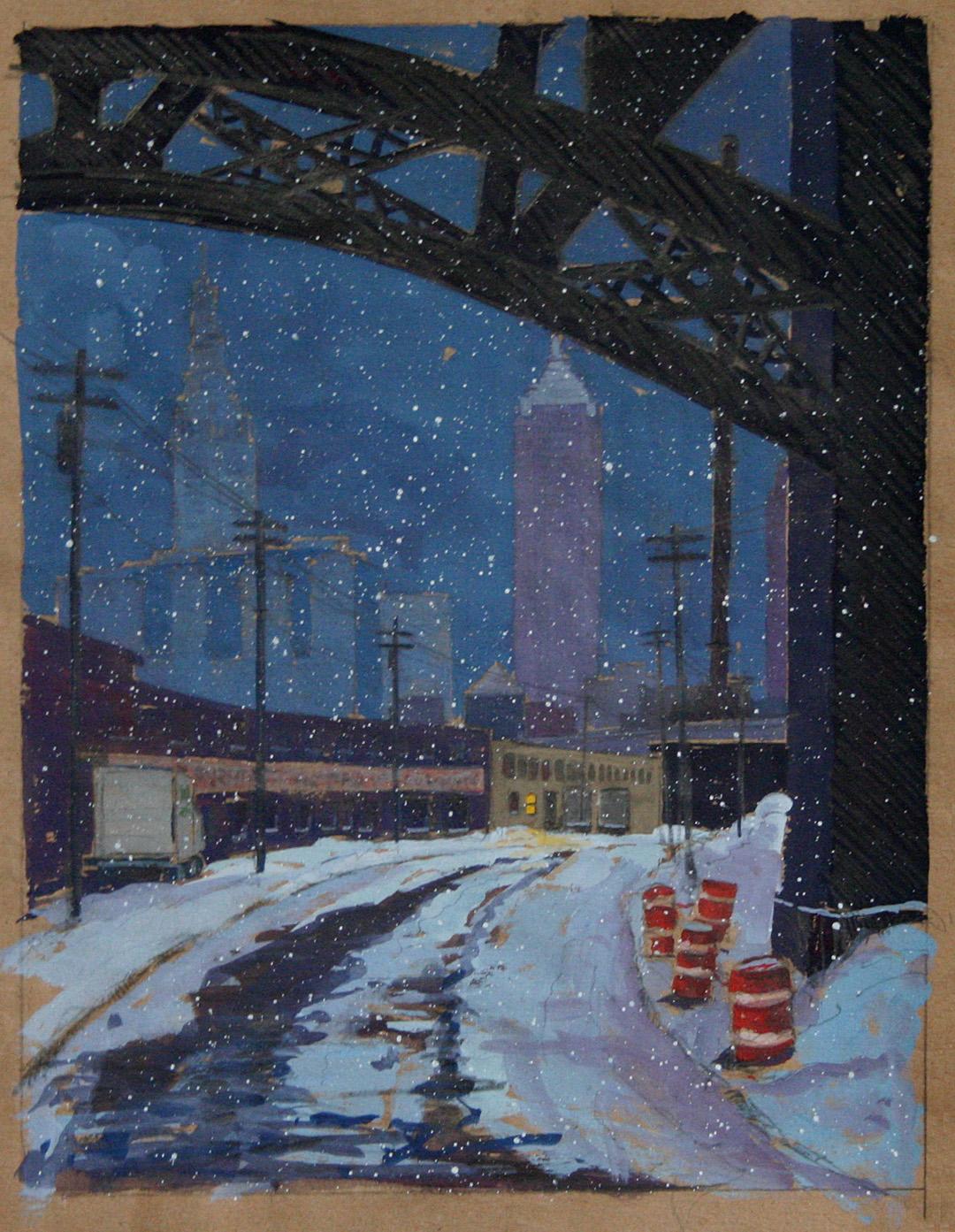 Winter Night, West 3rd Street.jpg
