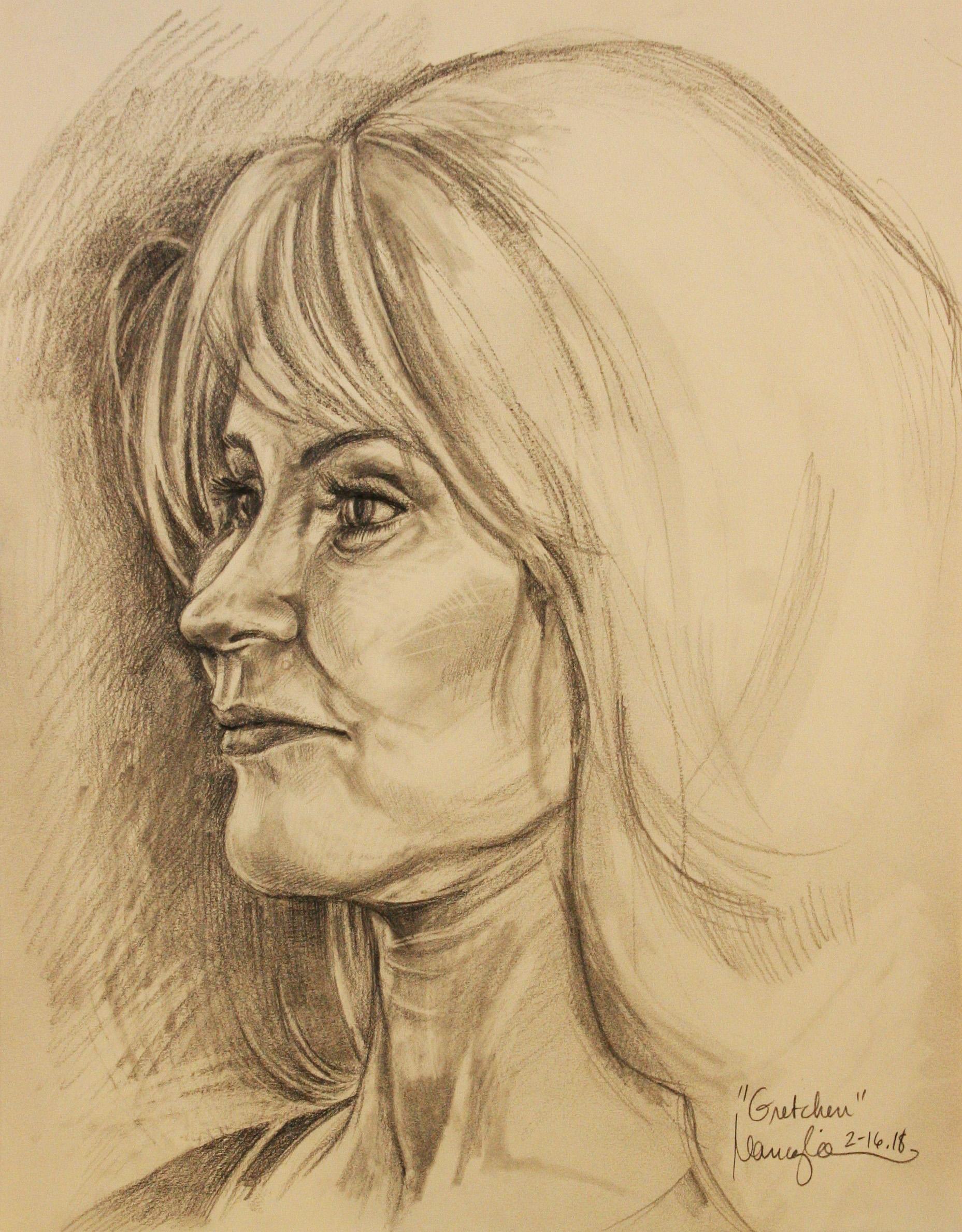Nancy Lick did this drawing.