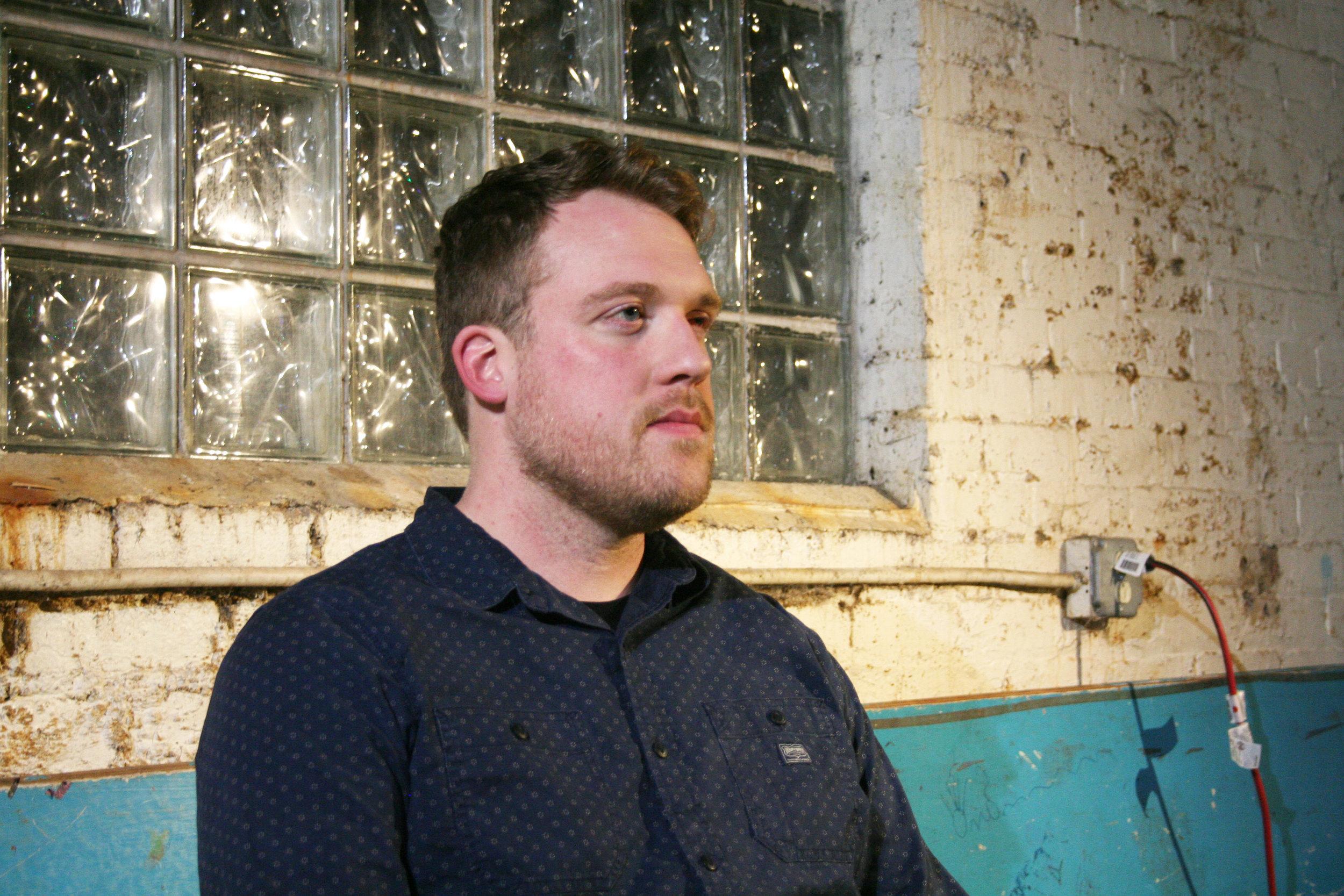 Darren Cross at Forest City Brewery 2-23-18.JPG