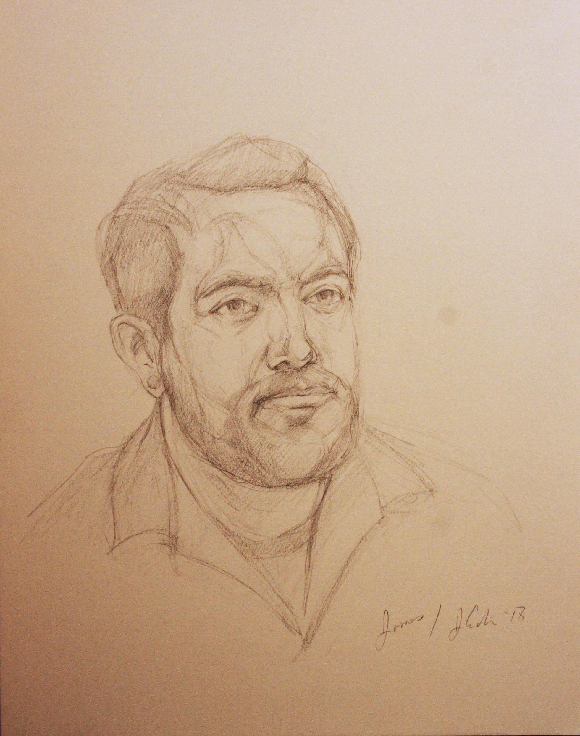 David Heller did this drawing.