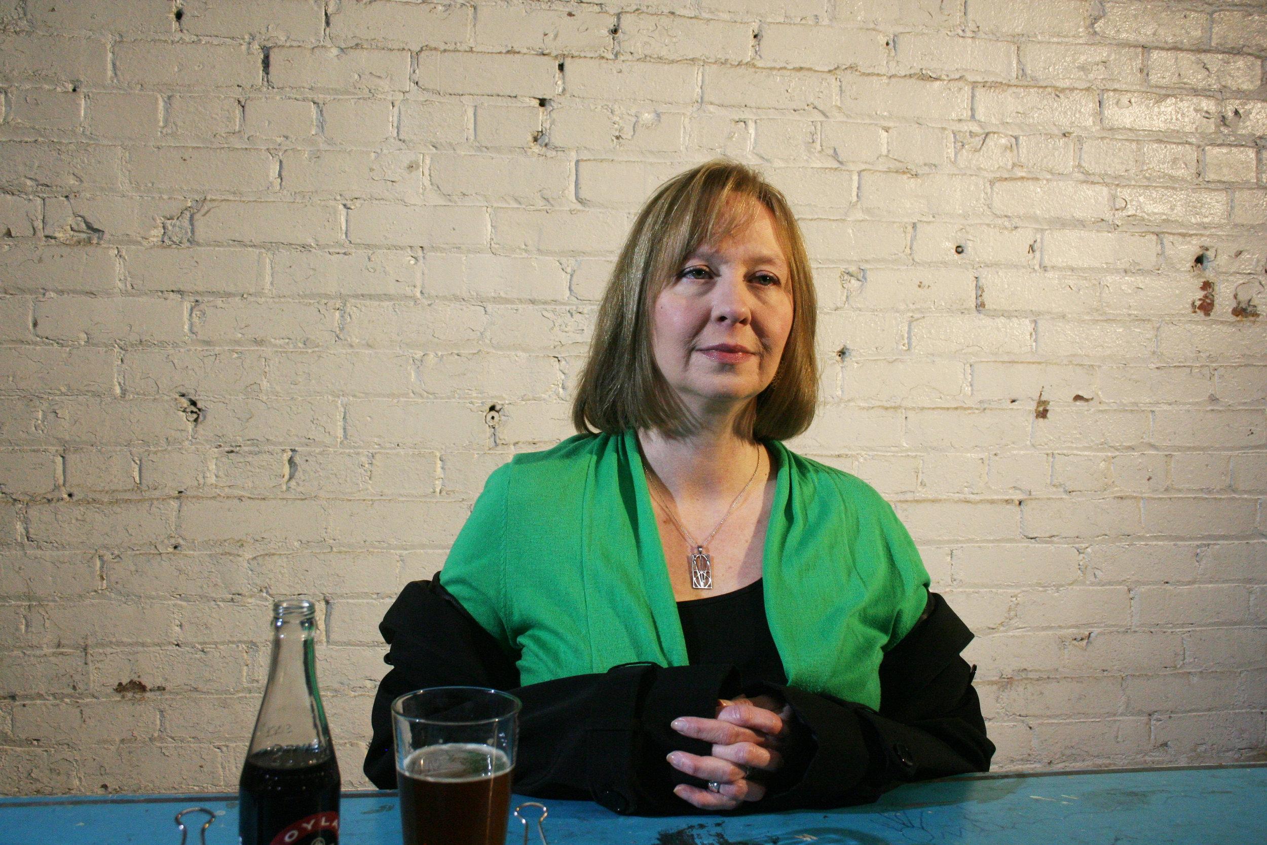 Robyn Abbott at Forest City Brewery 3-9-18.jpg