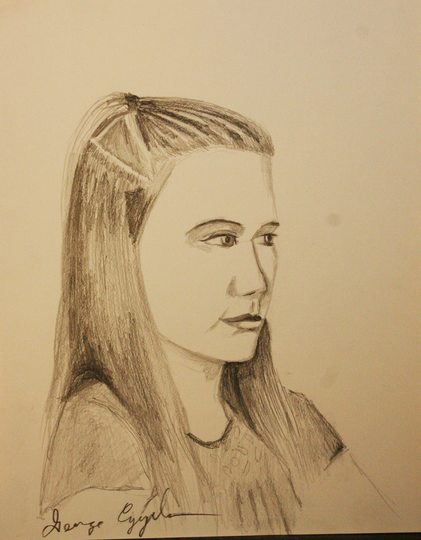 George Czyrba did this drawing.