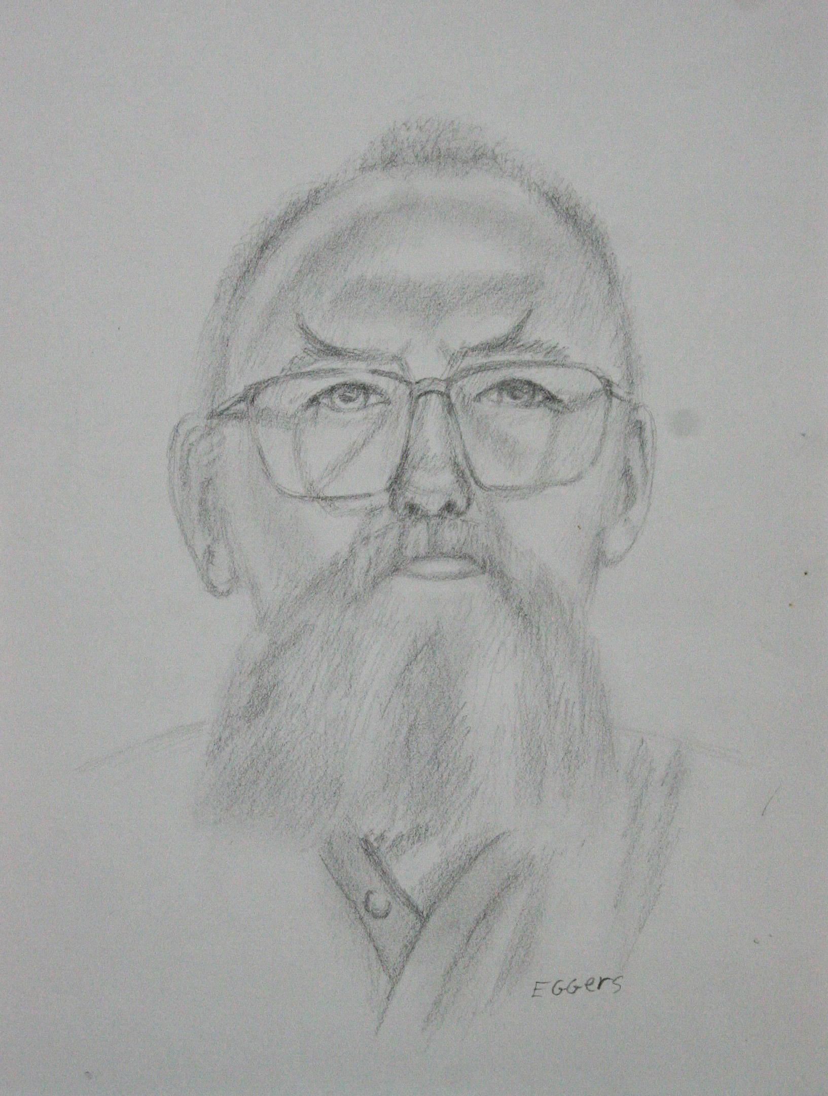 Bob Eggers did this drawing.