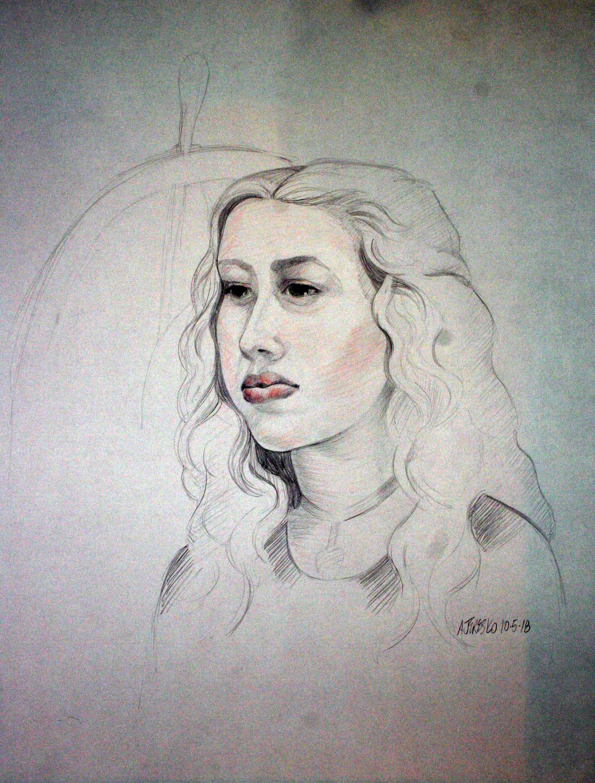 Alice M. Jeresko did this drawing.