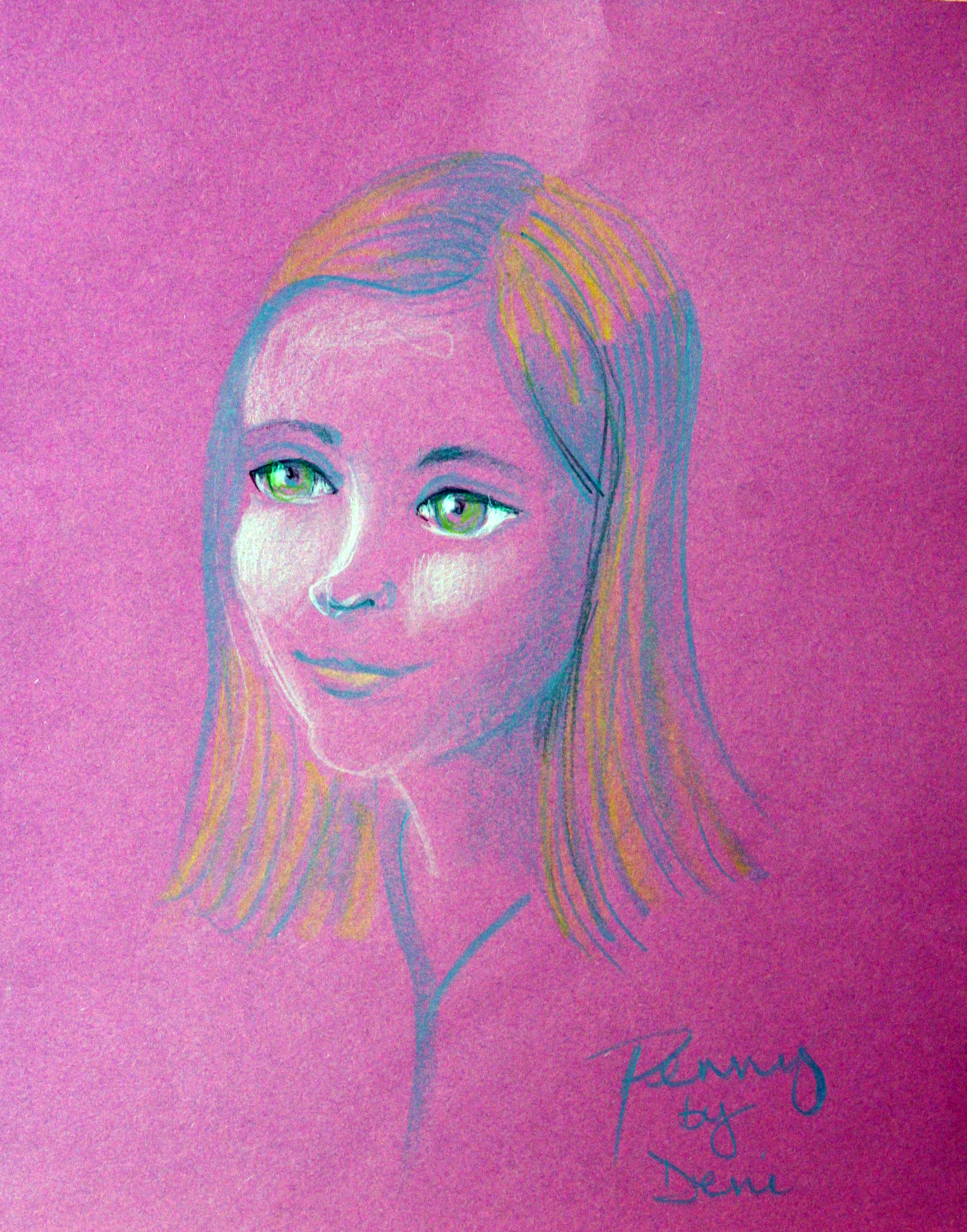 Deni Ziganti did this drawing.