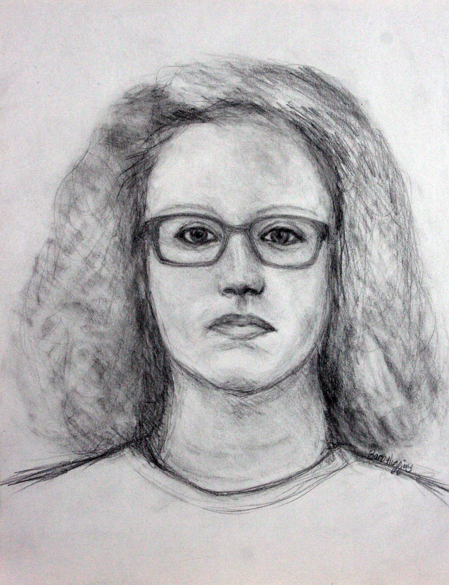 Barbara Higgins did this drawing.