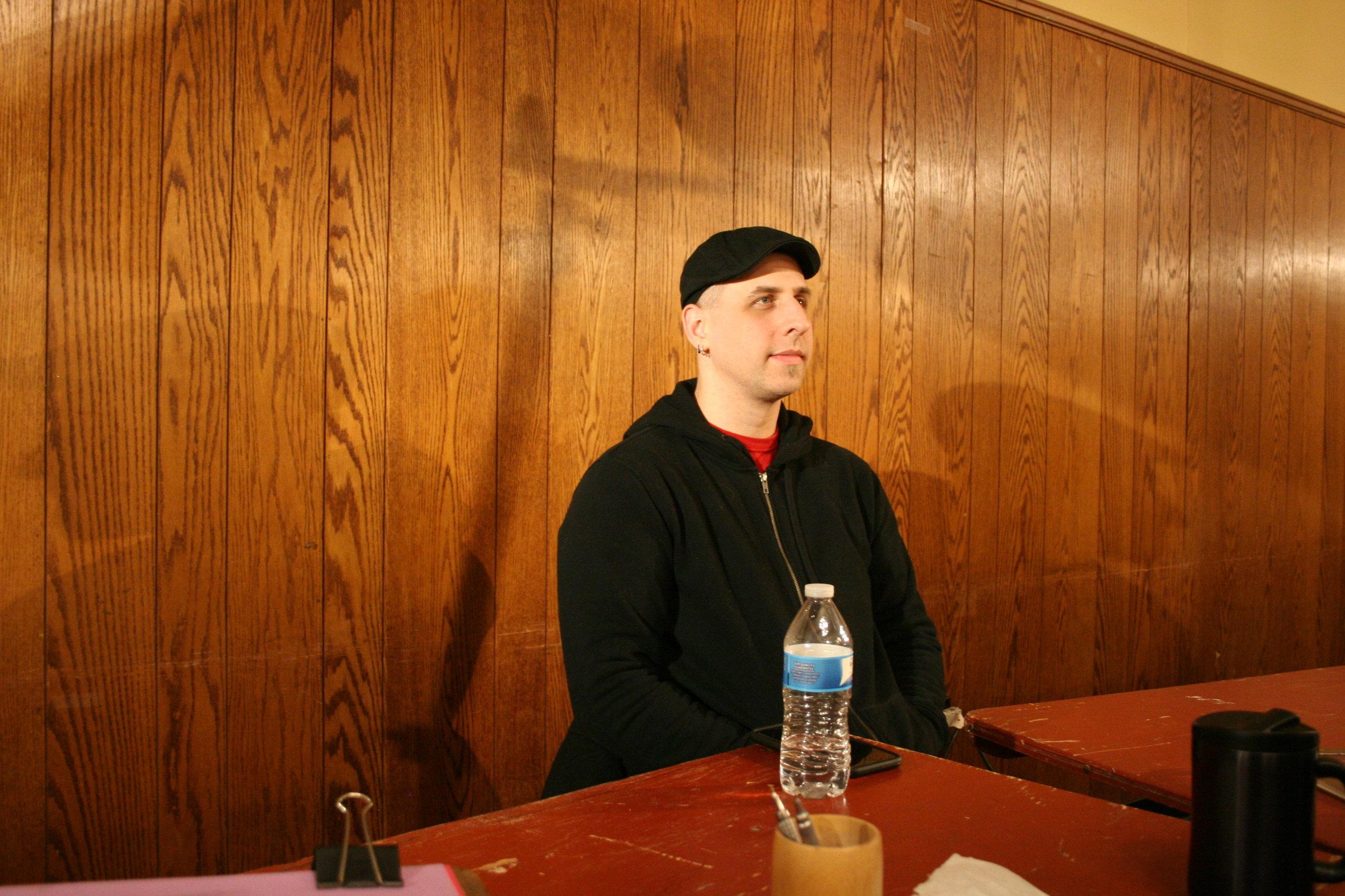 Greg Jurecki at Sachsenheim Hall 2-8-19.JPG