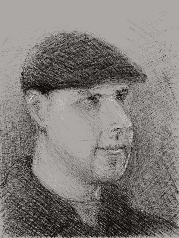 Anthony J. Robinson did this digital image.