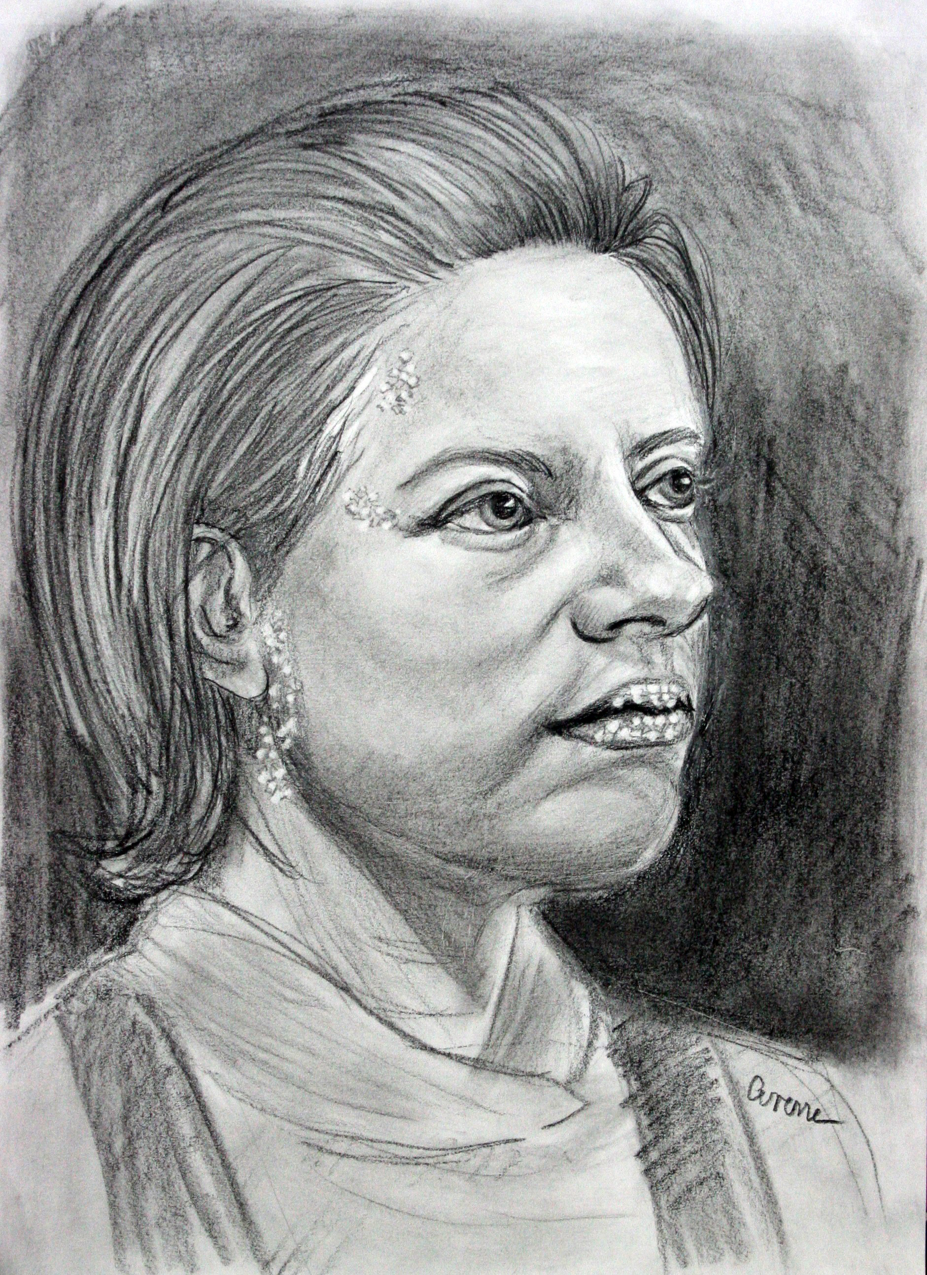 Susan Averre did this drawing.