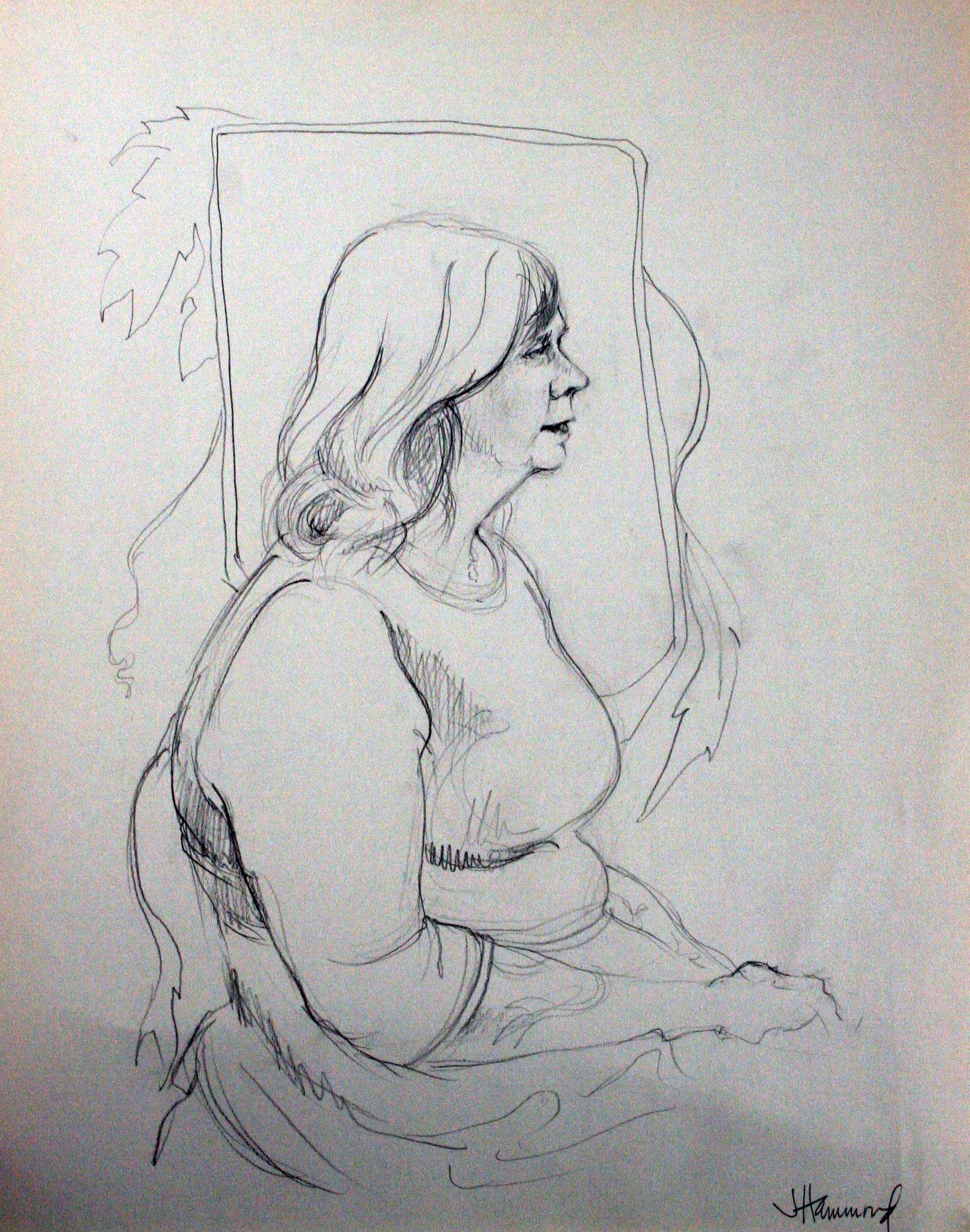 Jane Clay Teasley Hammond