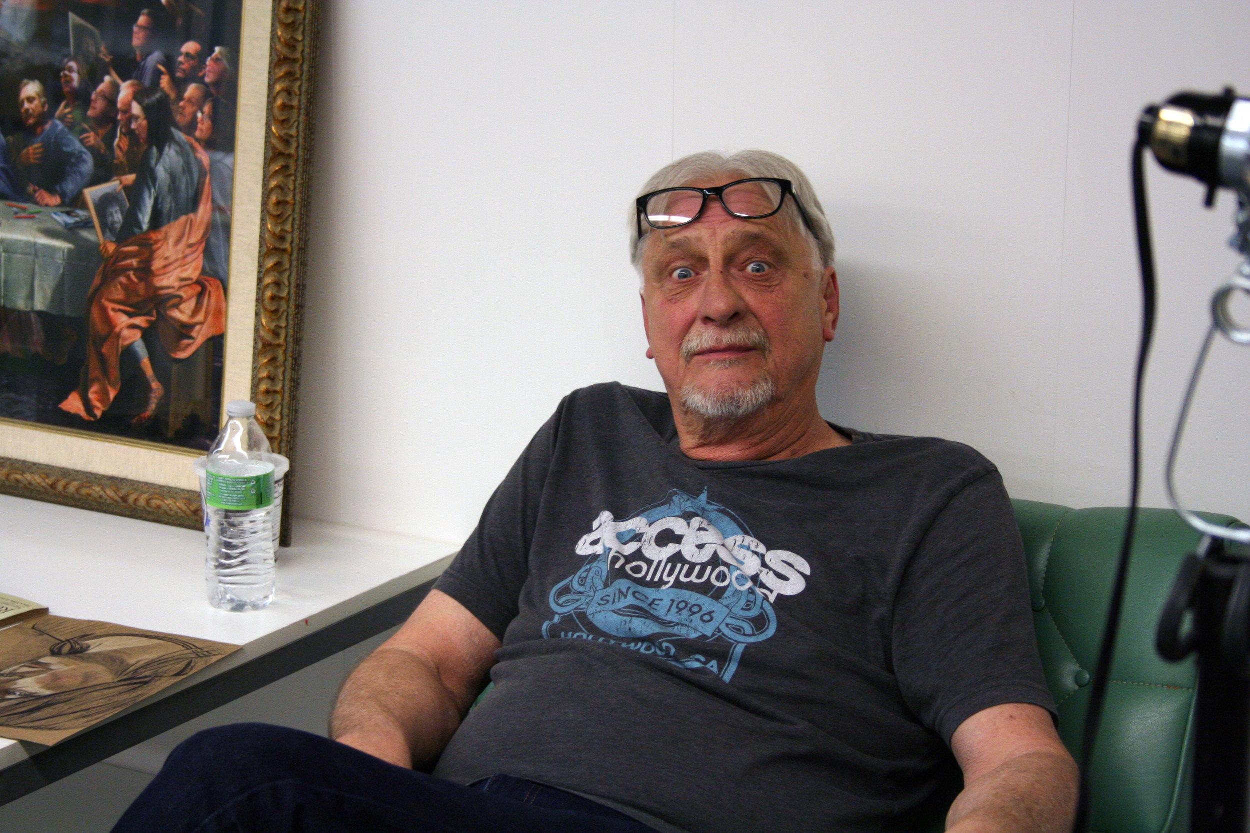Photo of Brian Pierce by Anne Lyon.