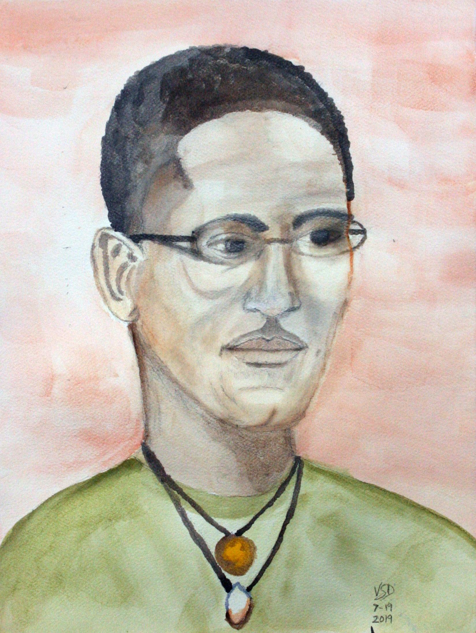 Genny Dickson - Watercolor