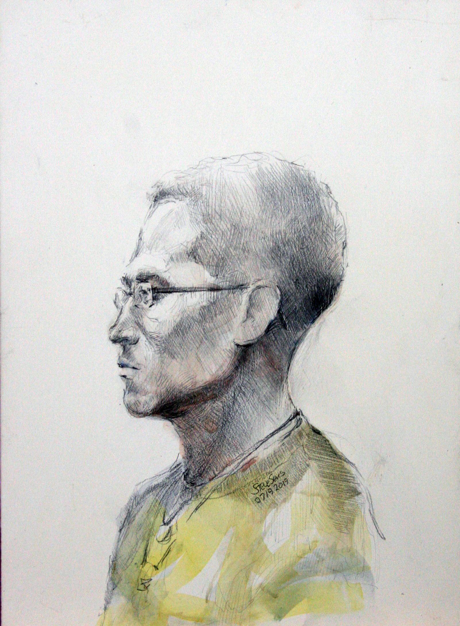 Steve Sens - Pencil