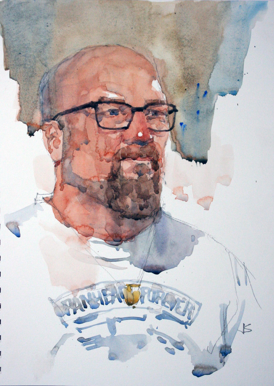 Jeff Suntala - Watercolor