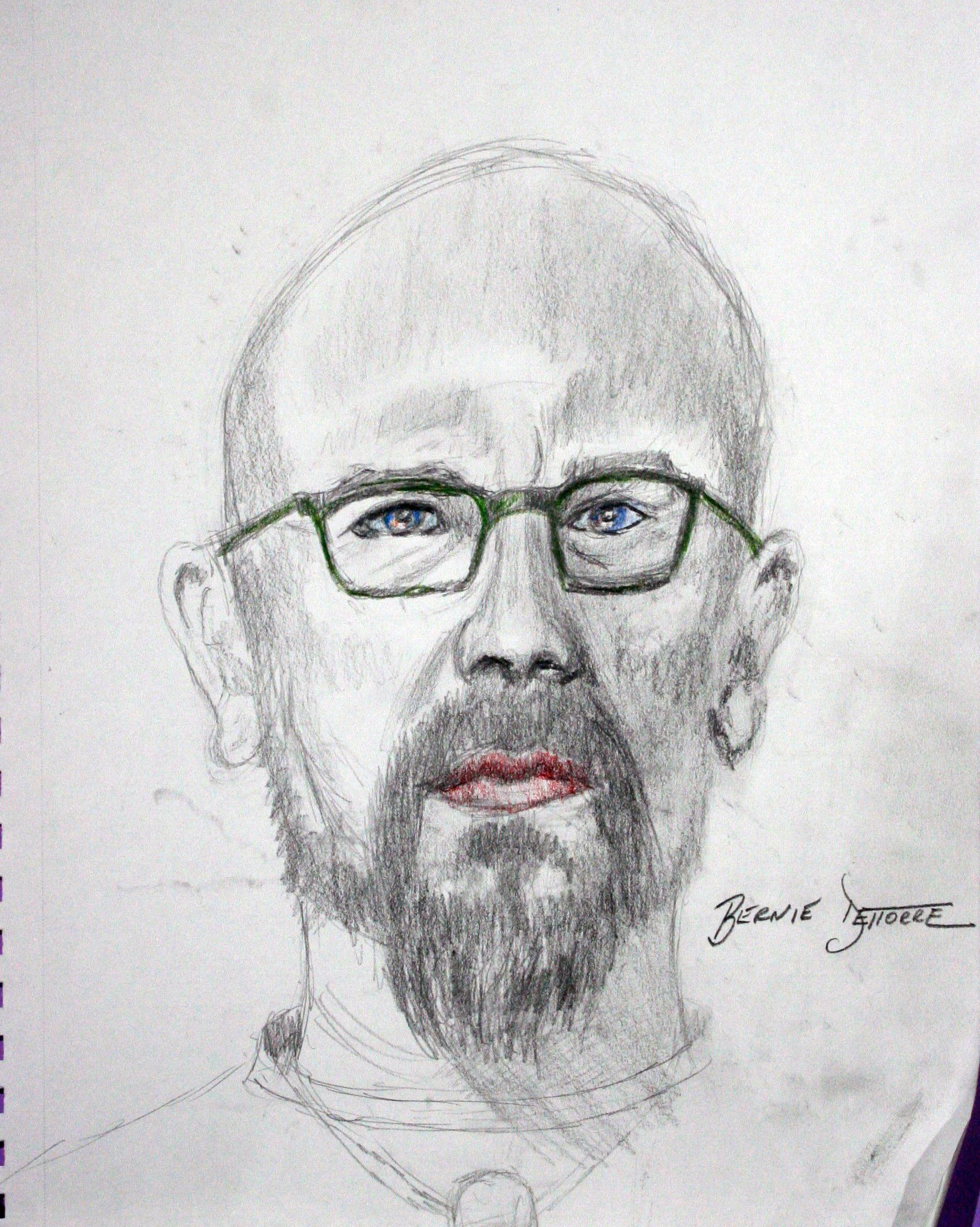 Bernie D'Ettorre - Pencil