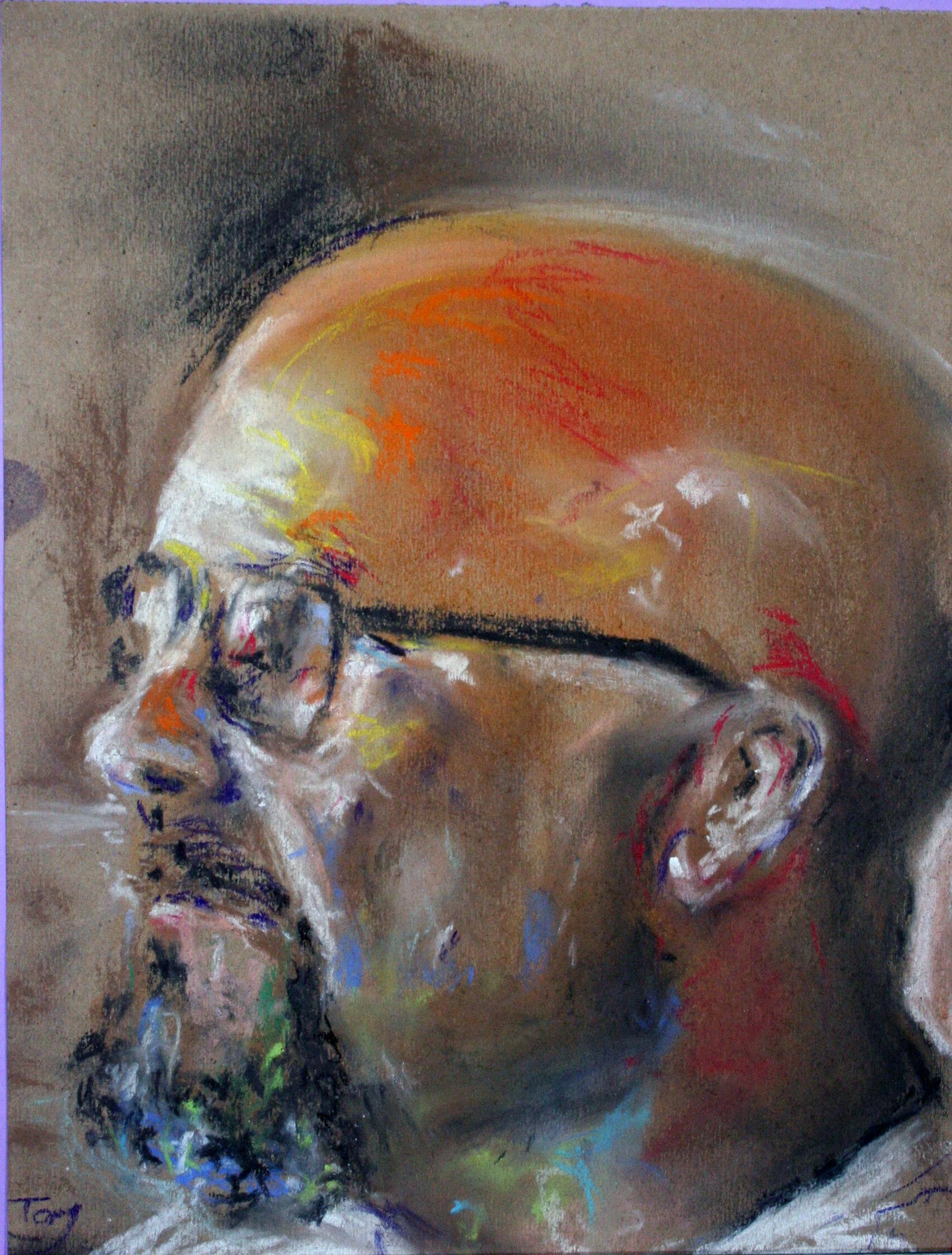 Anthony J. Robison - Pastel