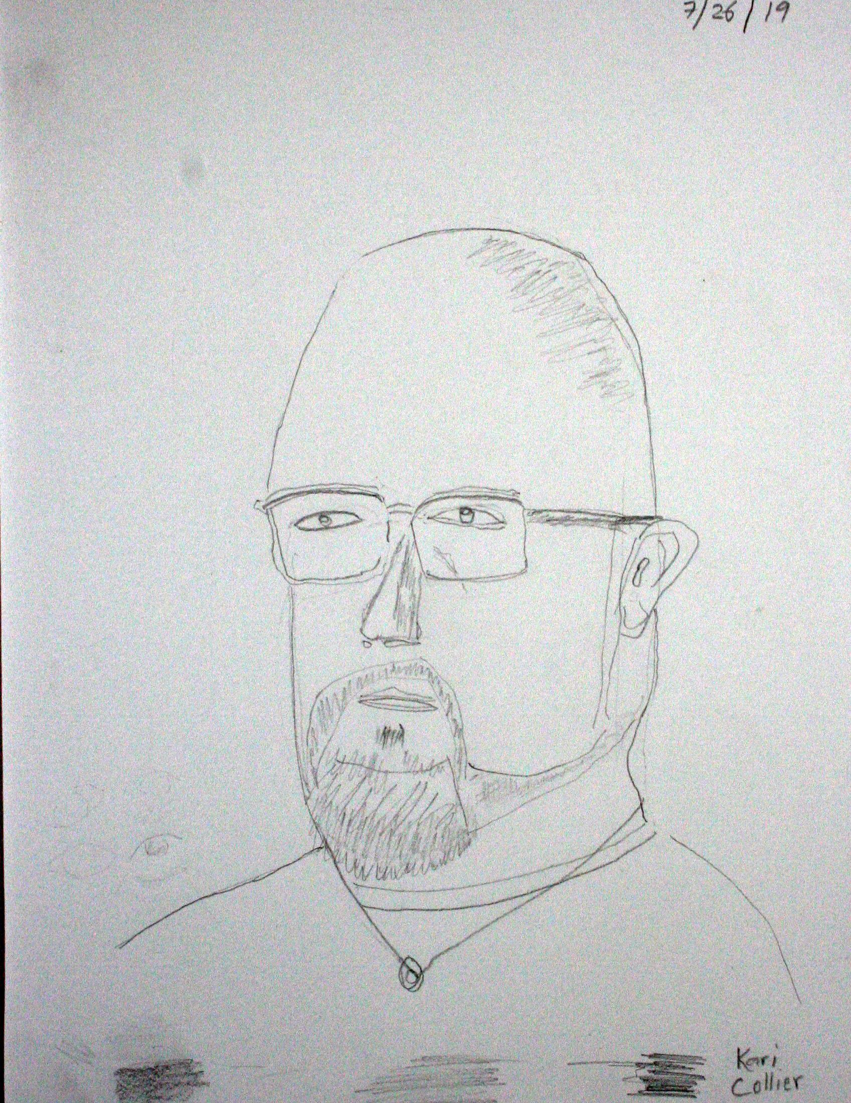 Kari Collier - Pencil