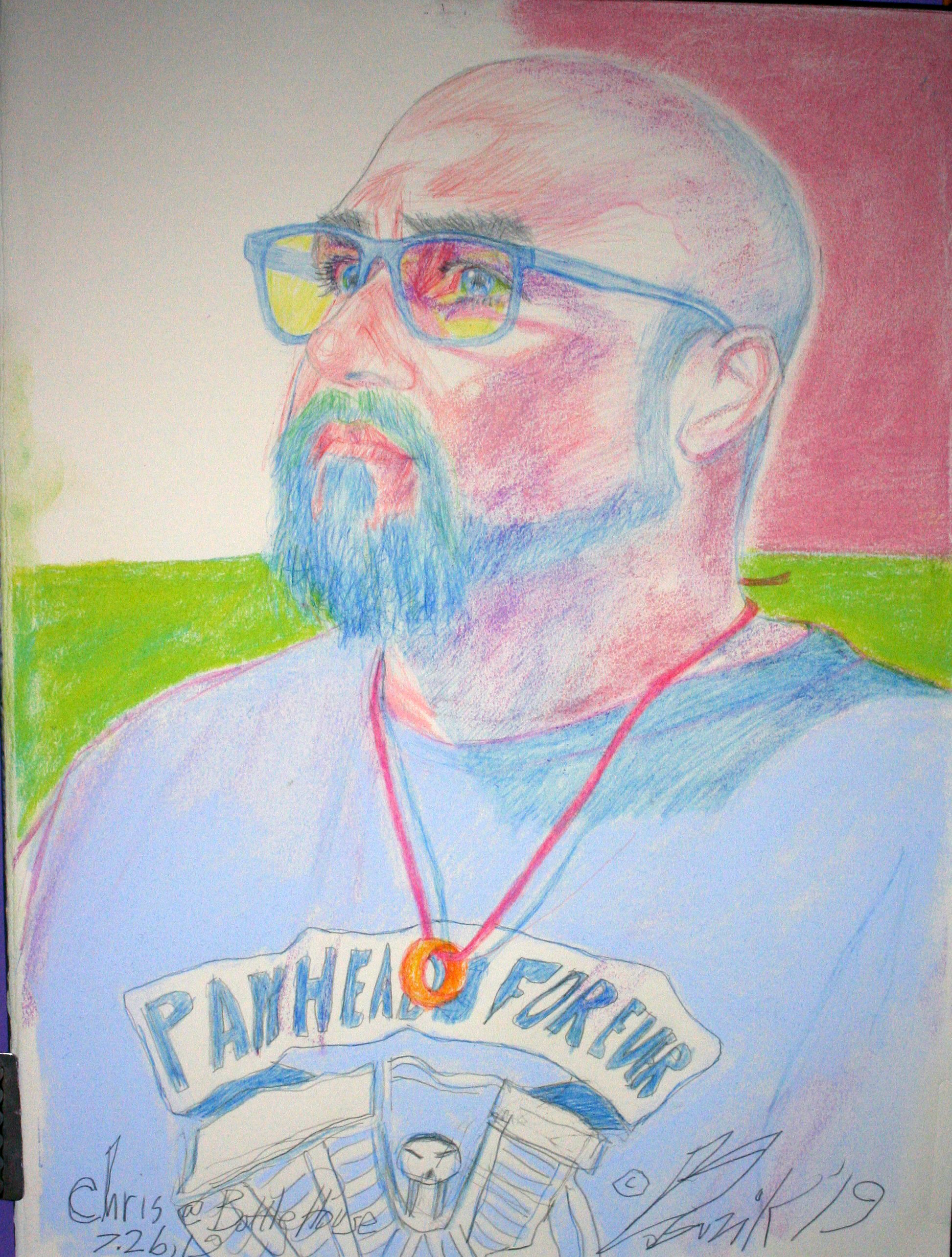 Larry Zuzik - Pastel