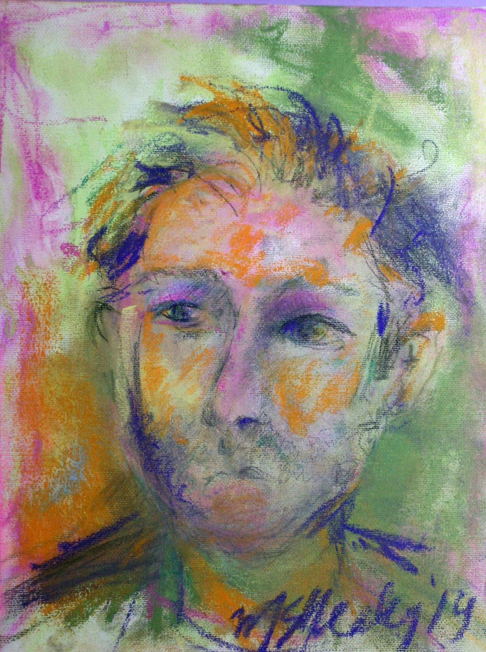 Margaret Schnell Healey - pastel