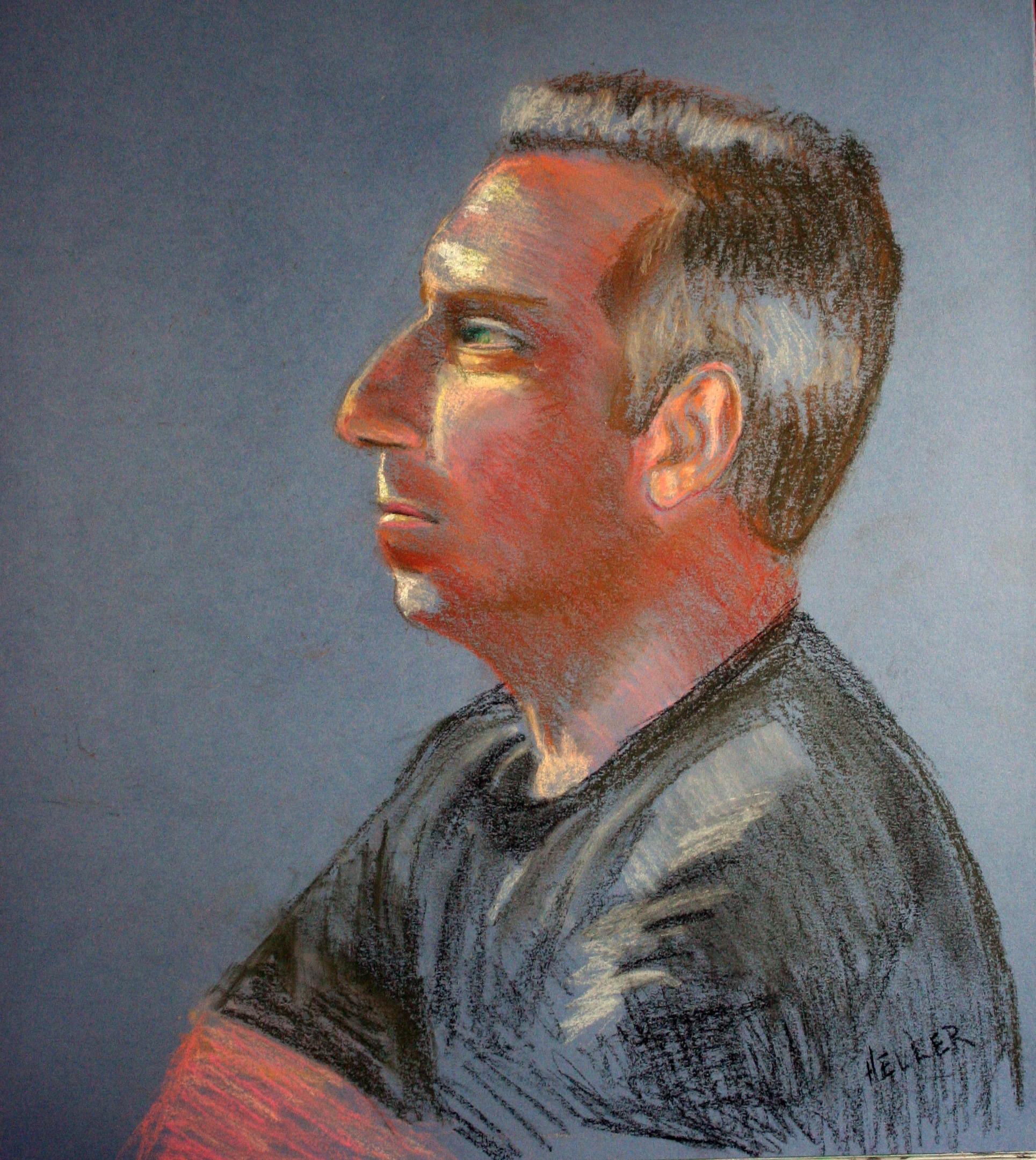 David Heller - Conte