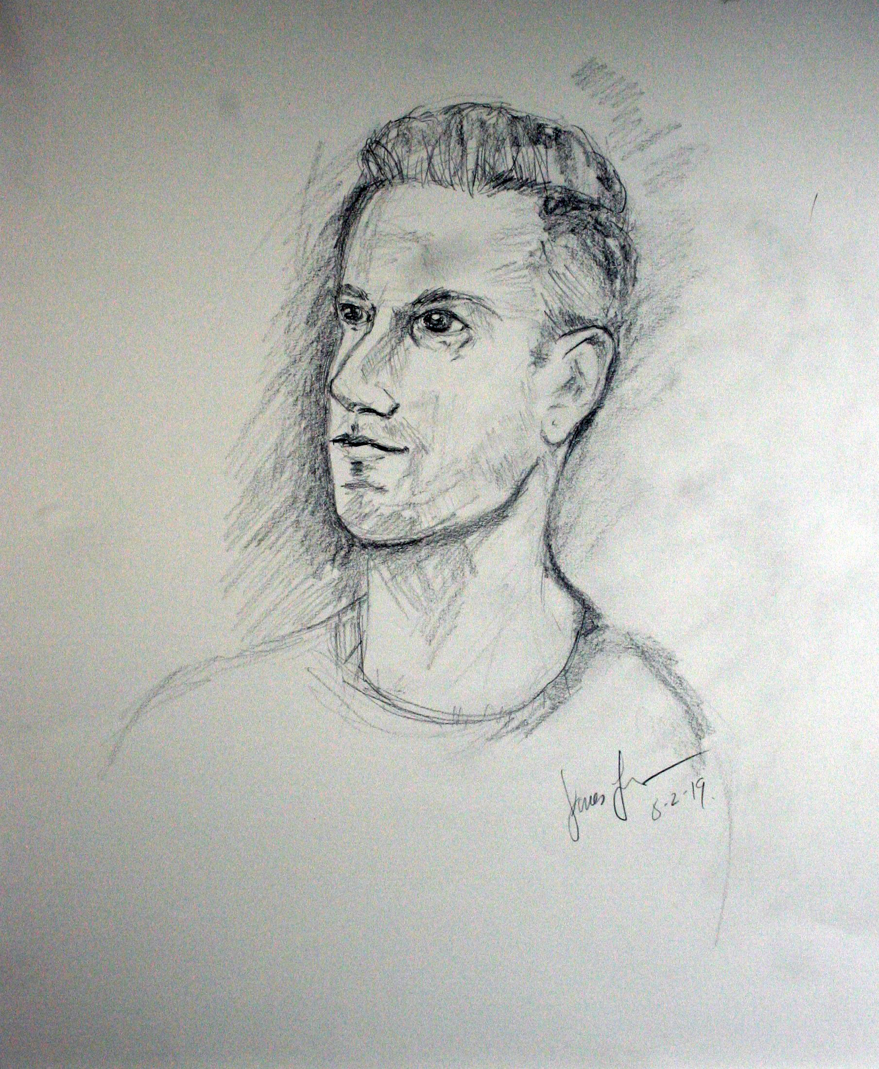 James Lupica - Pencils