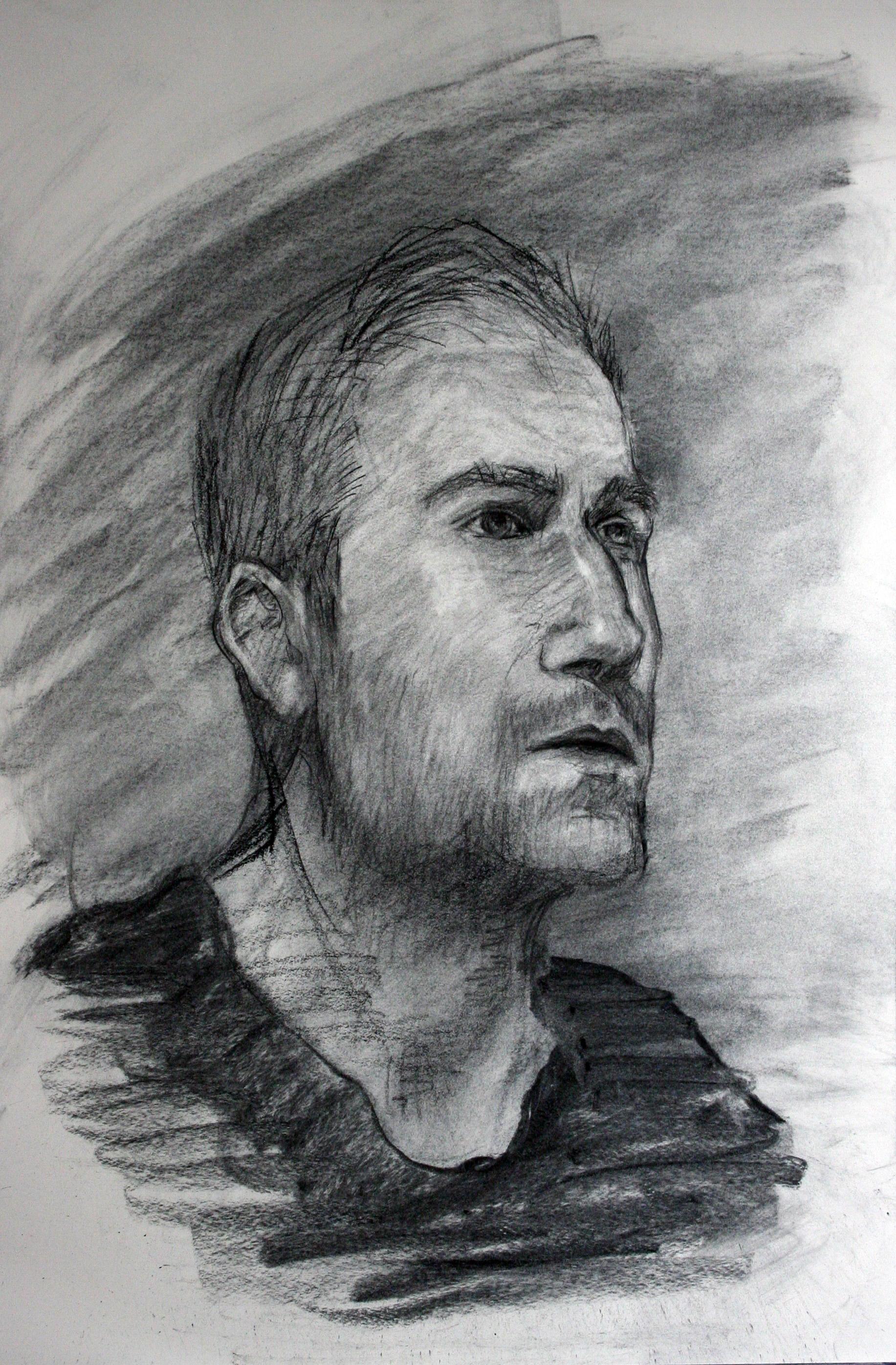 Jesse Smith - Charcoals