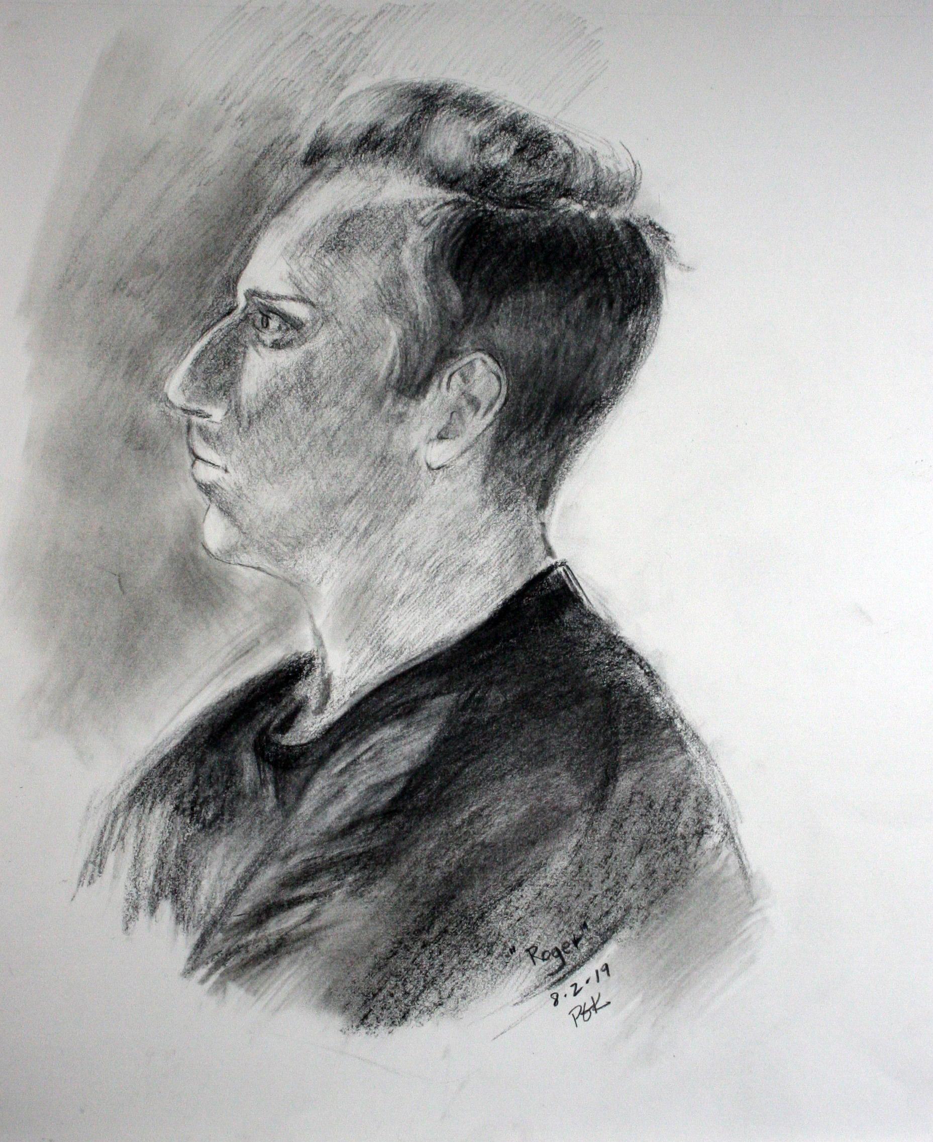Paulette Krieger - Charcoals