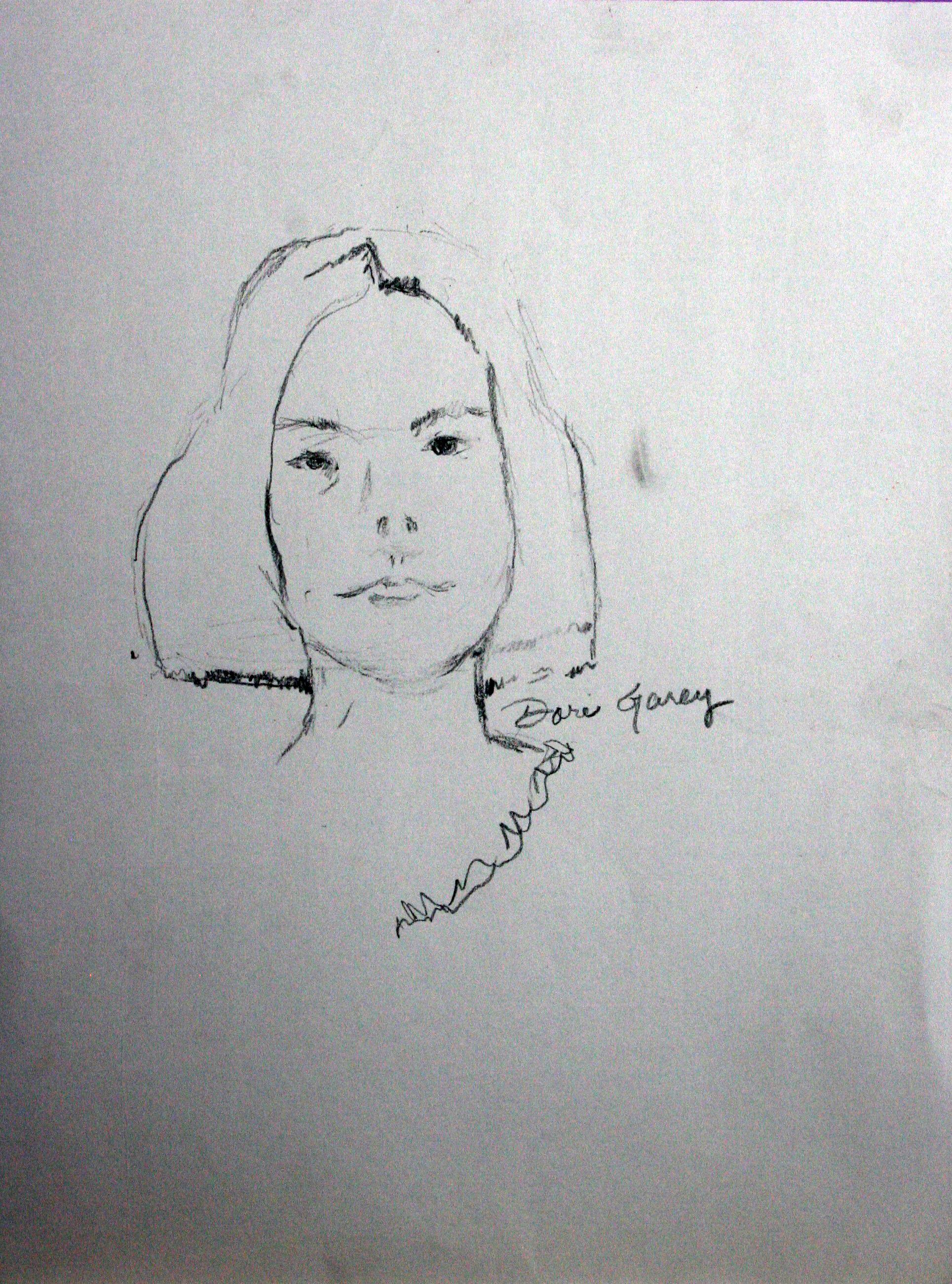 Dori Garey - Pencil