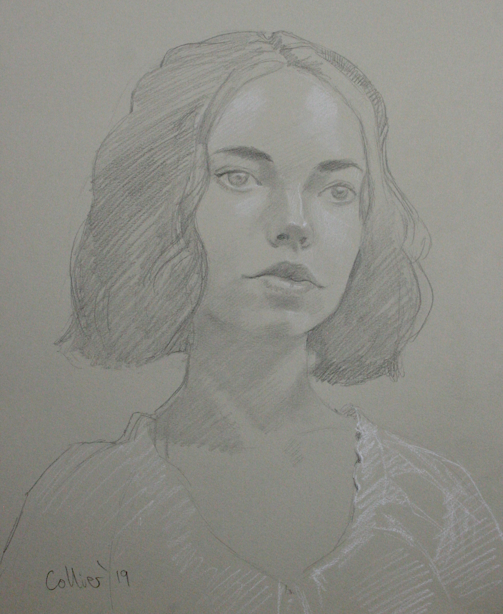 Howard Collier - Pencil