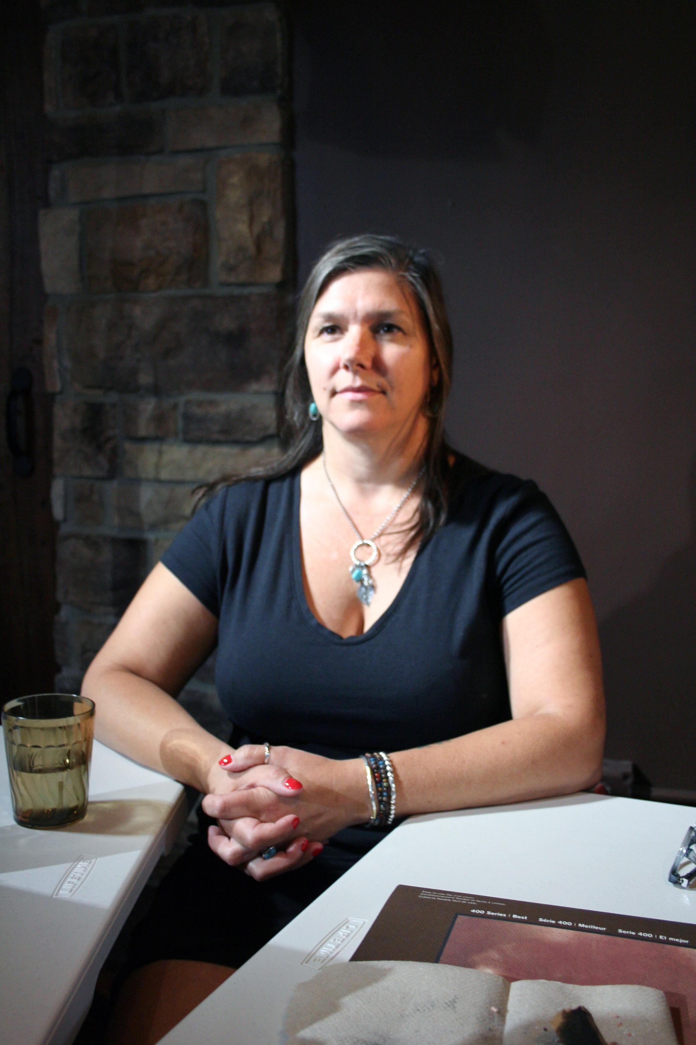 Sharon Flazynski Riegelsberger @ BottleHouse Brewery 8-16-19.jpg