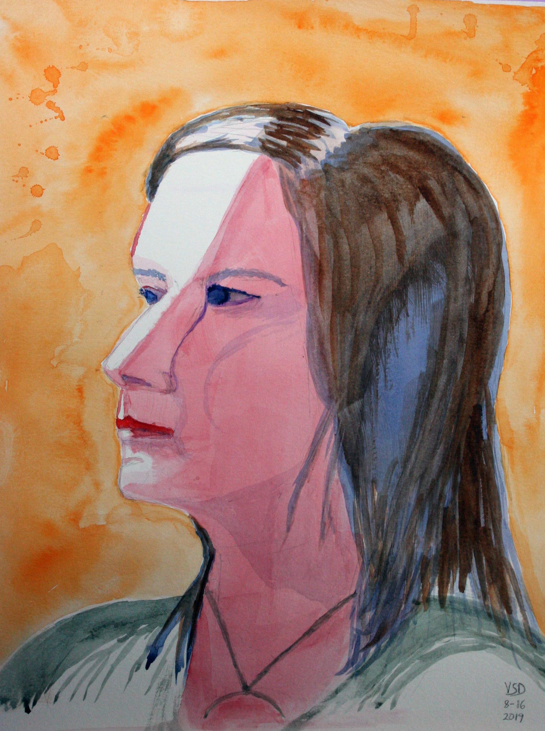 Genny Dickson - Watercolors