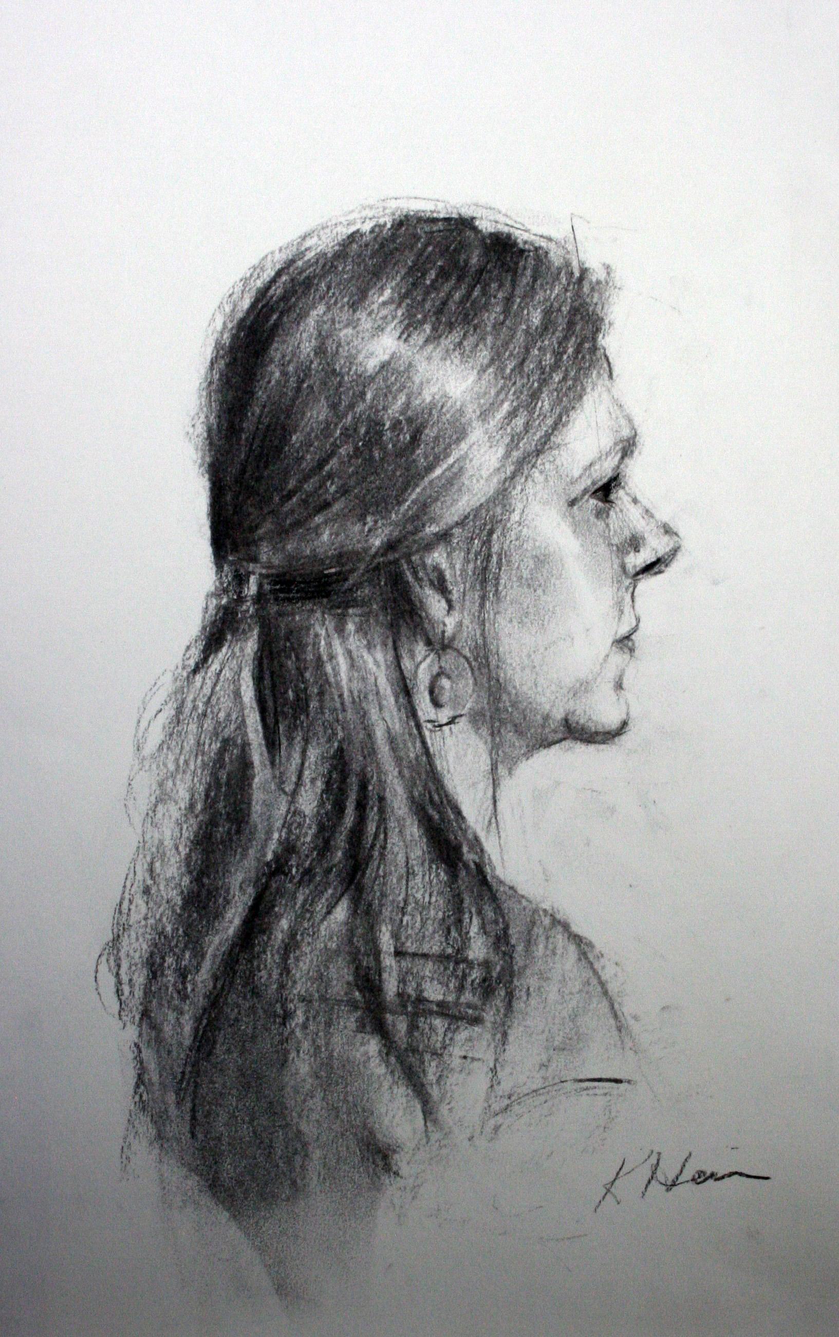Kathryn Heim - Charcoal
