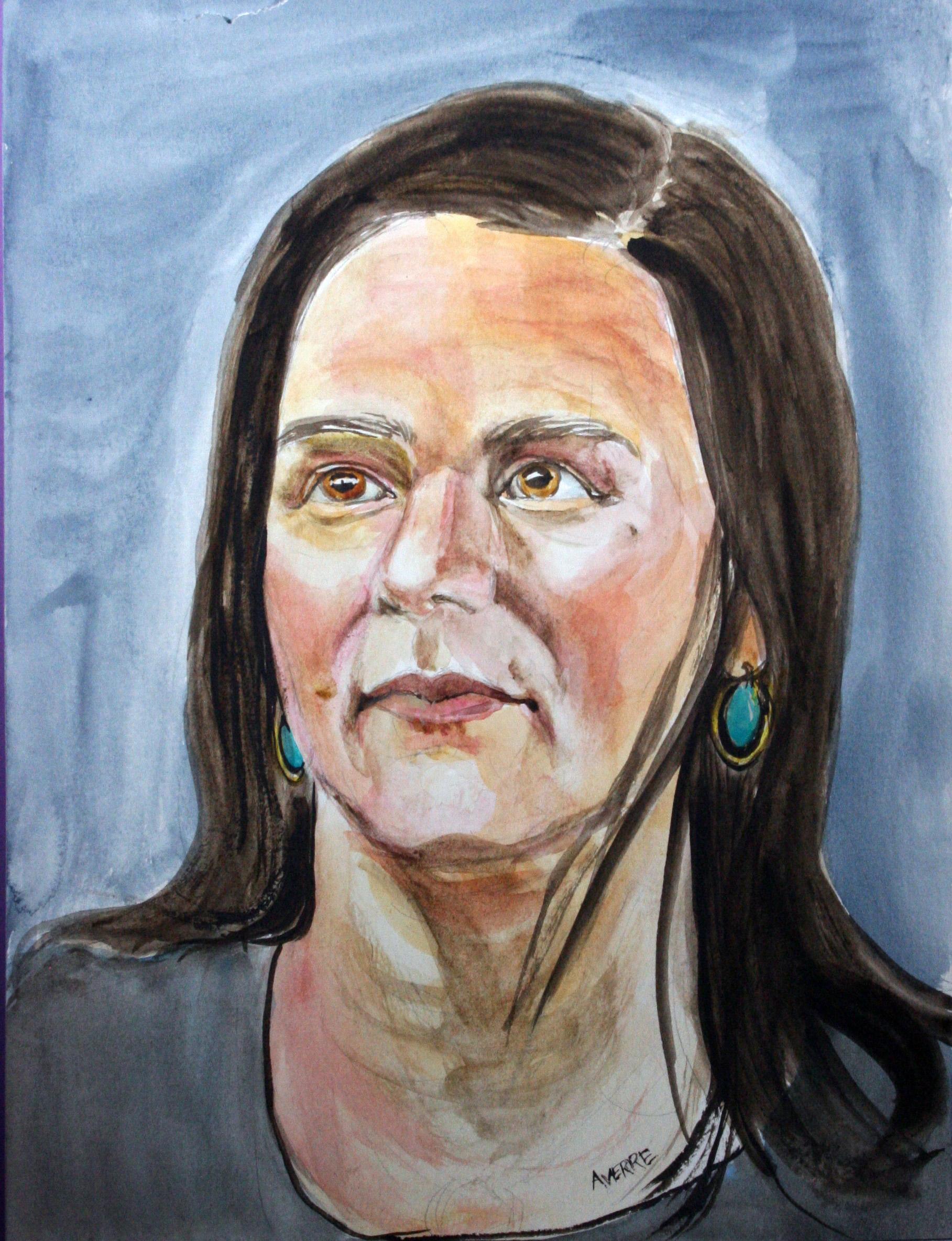 Susan Averre - Watercolors