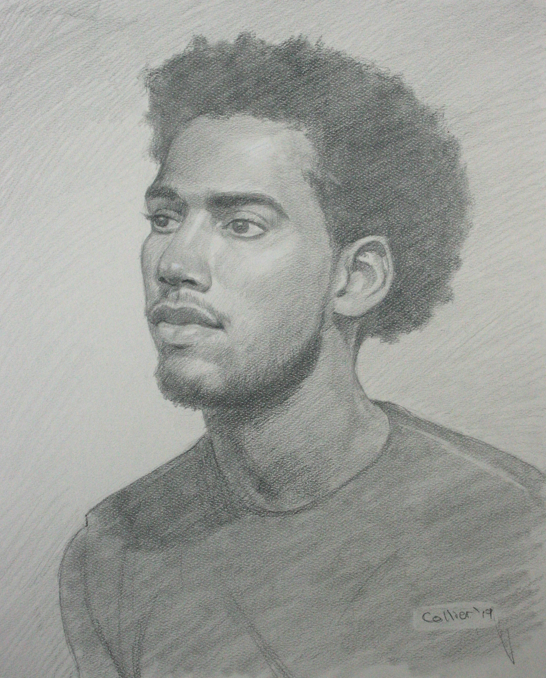 Howard Collier - Graphite