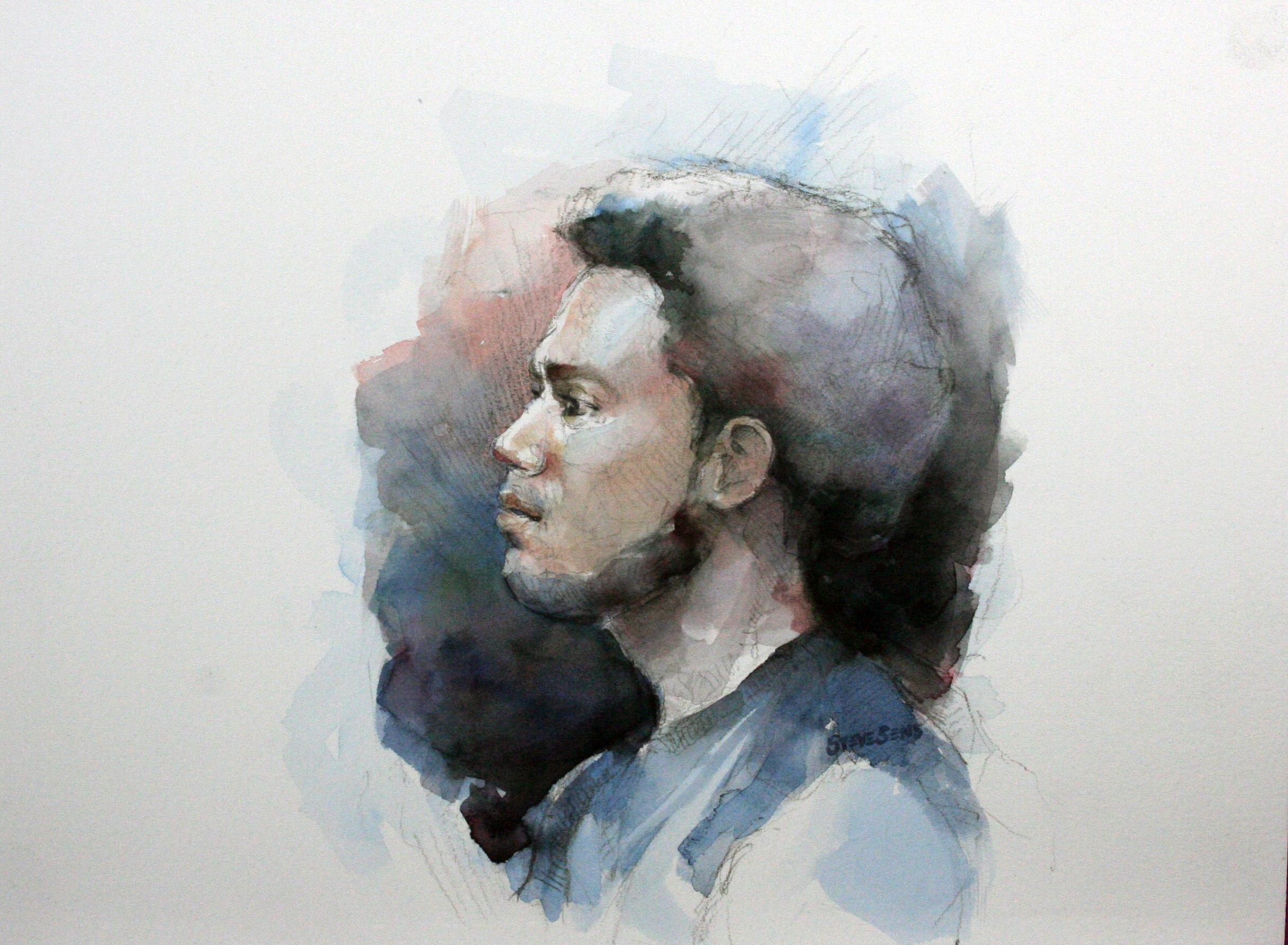 Steve Sens - Watercolors