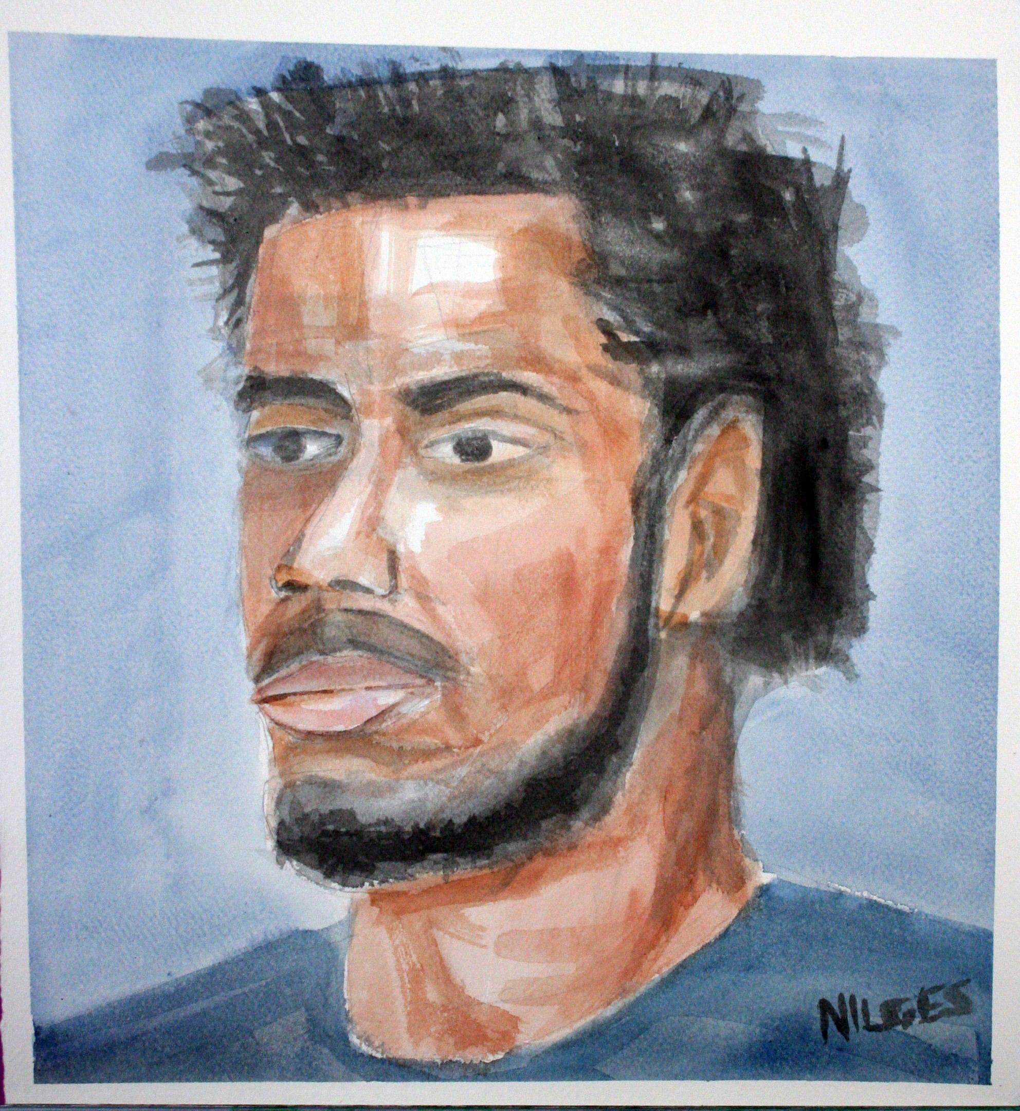 Thomas Nilges - Watercolors