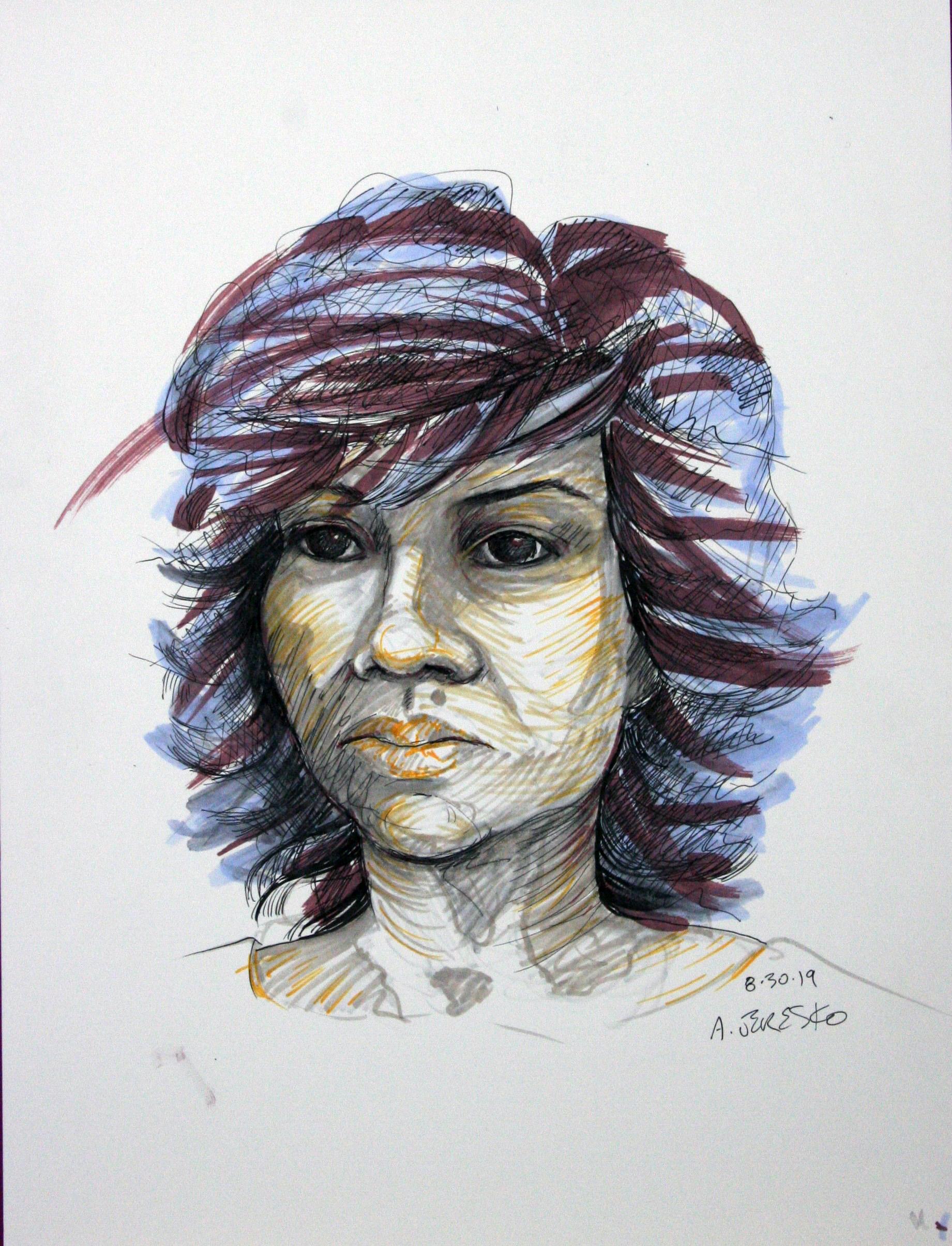Alice M. Jeresko - Mixed media
