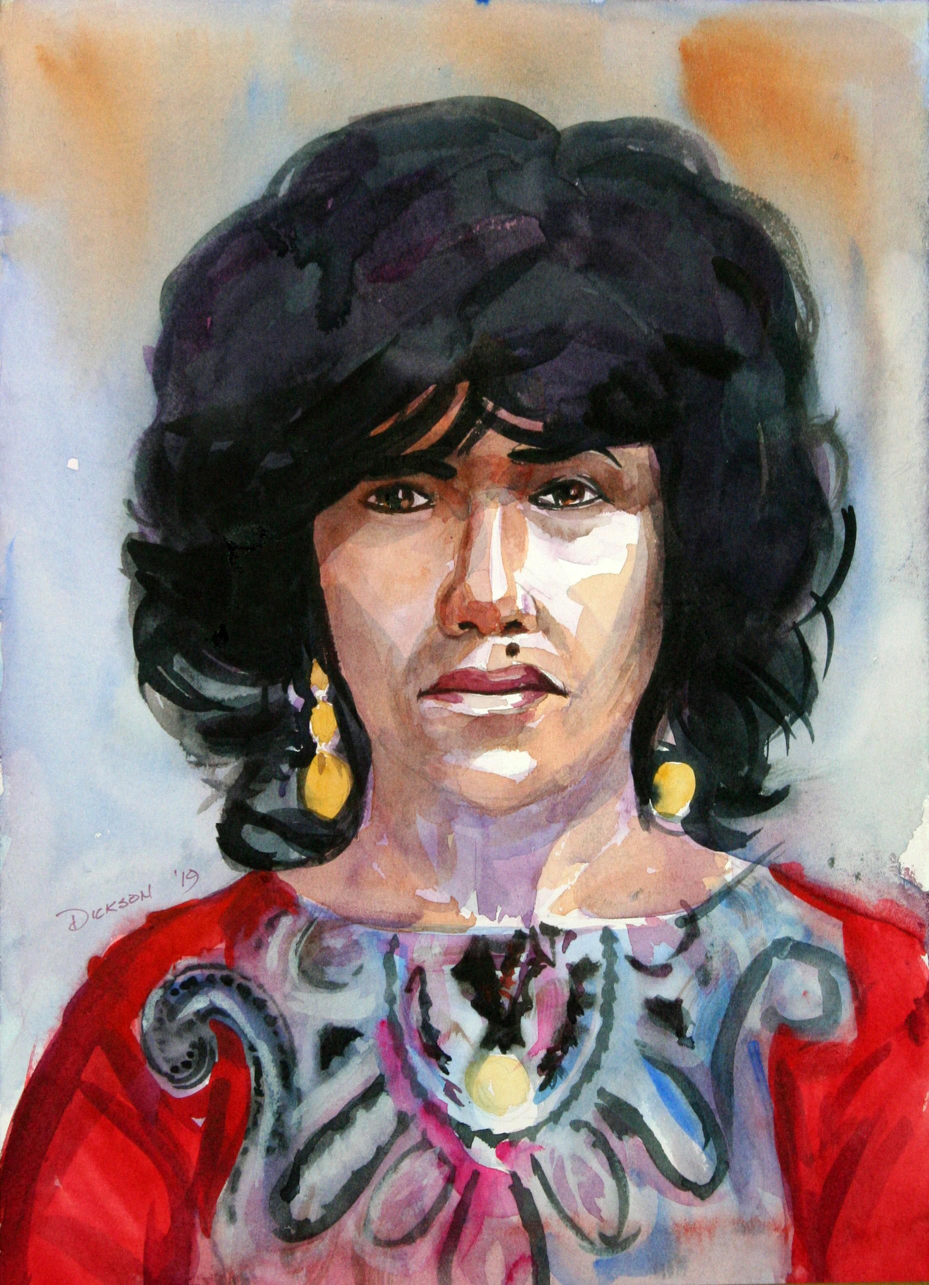 Duane Dickson - Watercolor