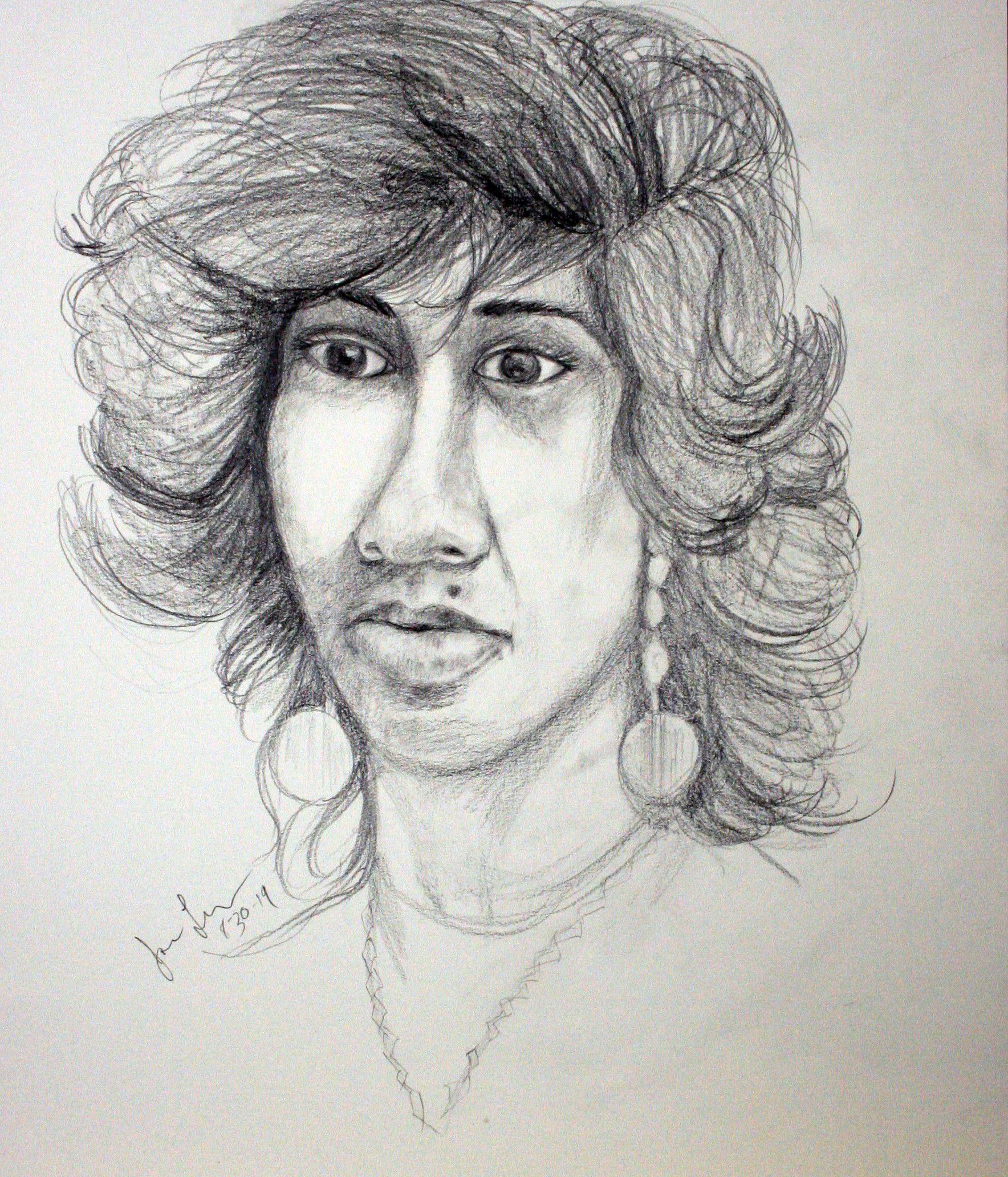 James Lupica - Pencil