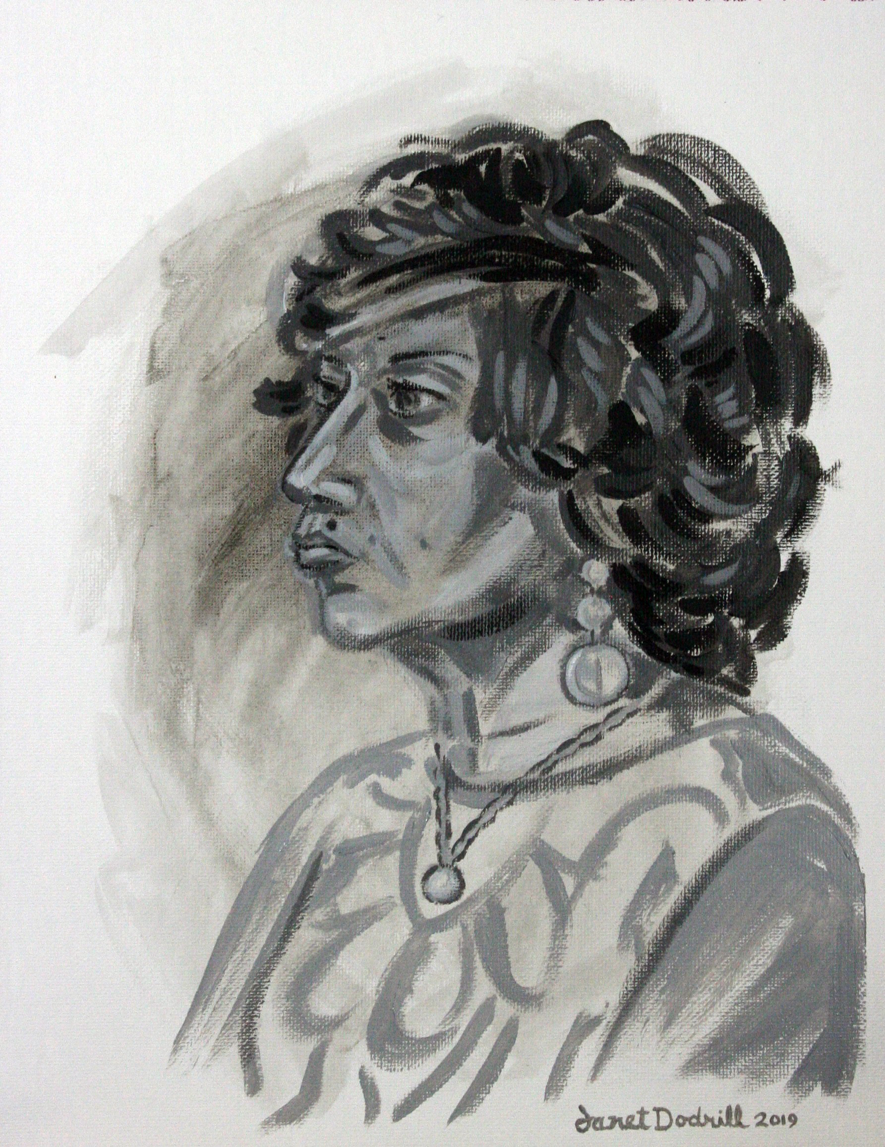 Janet Dodrill - Acrylics