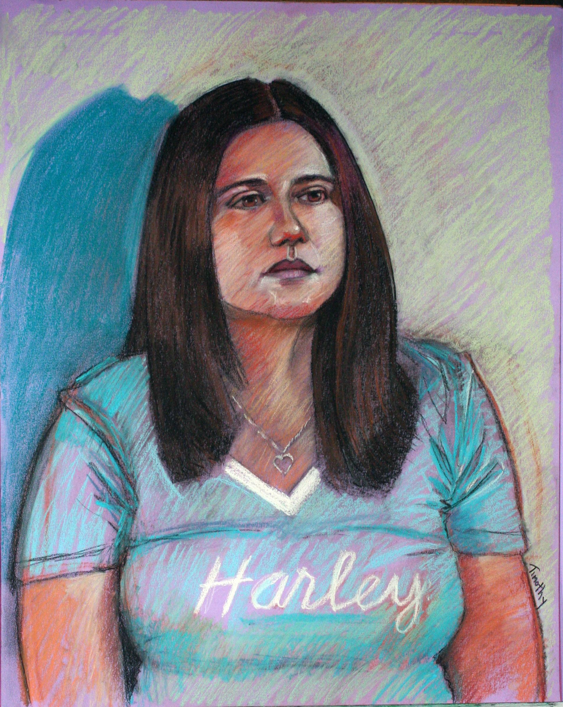 Timothy Herron - Pastels