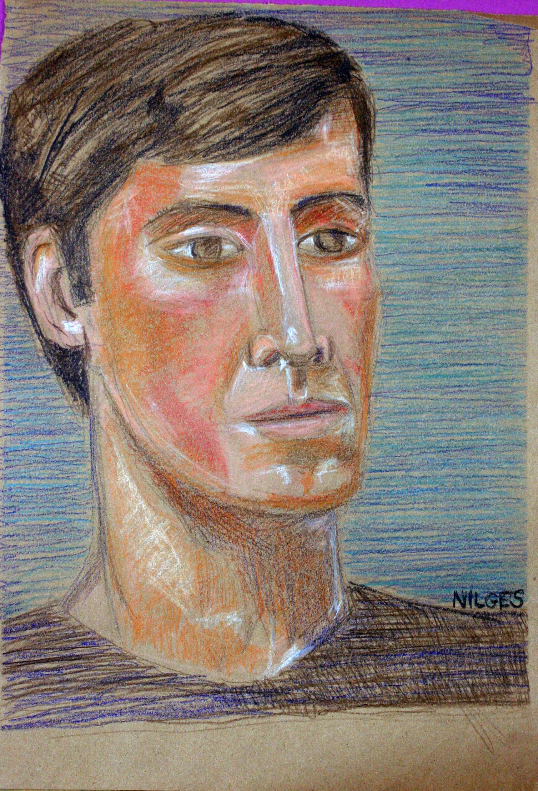 Thomas Nilges - Pastels and conte?