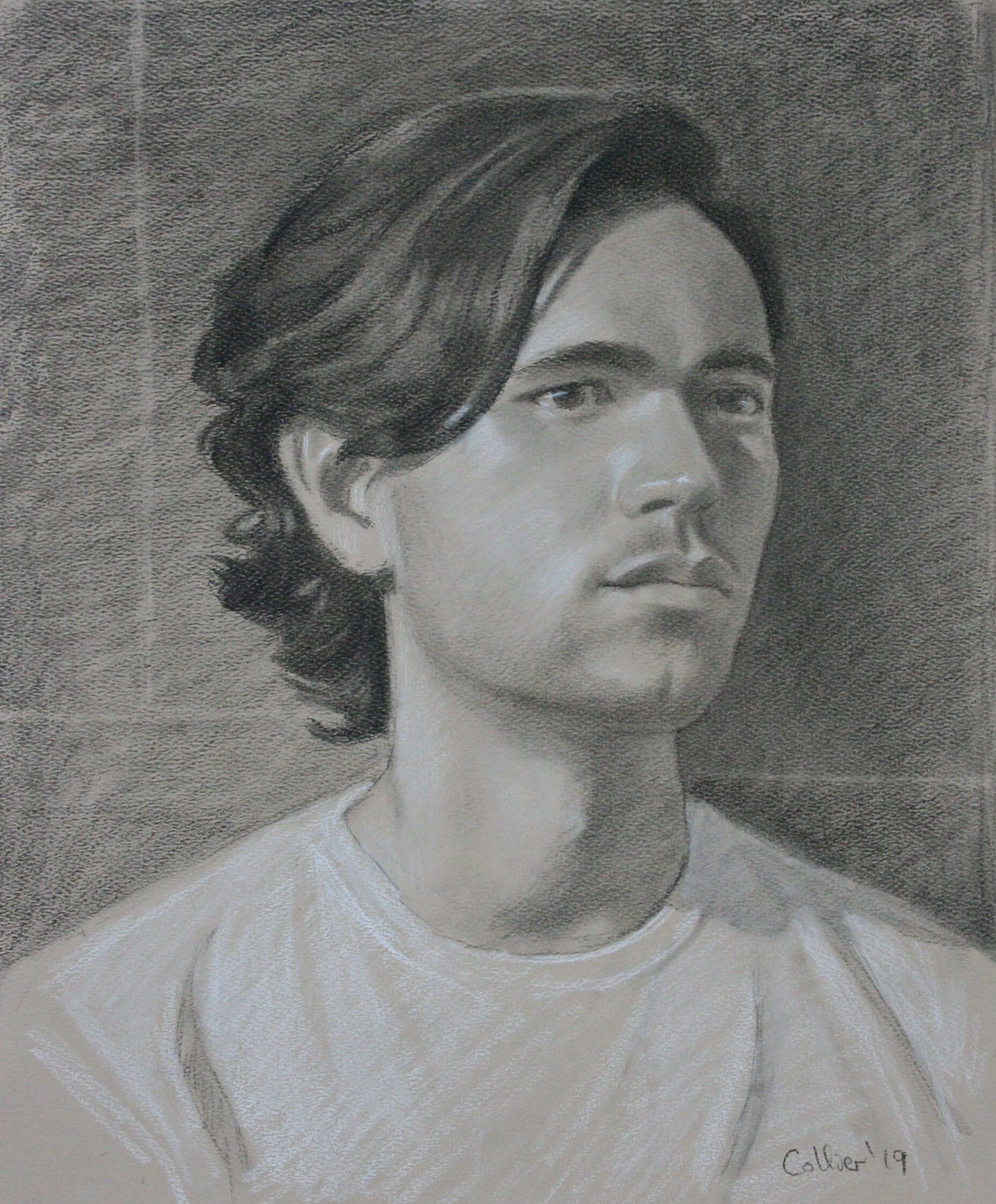 Howard Collier - Charcoal