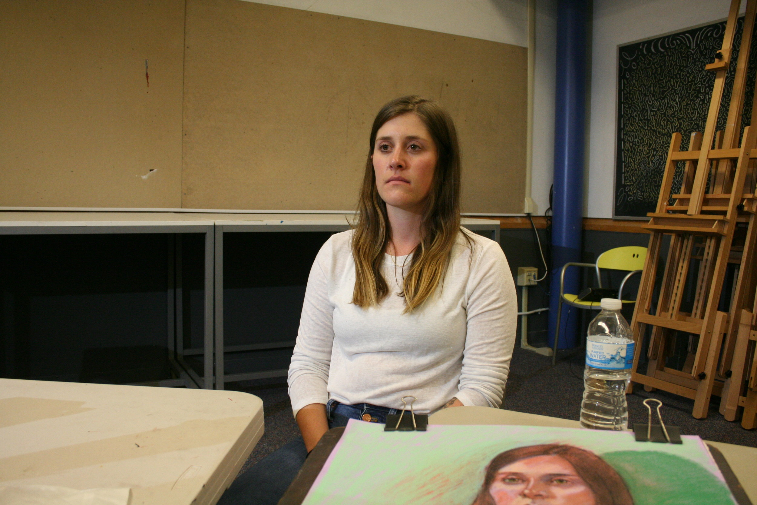 Emily Tsivitse at Artful Cleveland 9-27-19.JPG