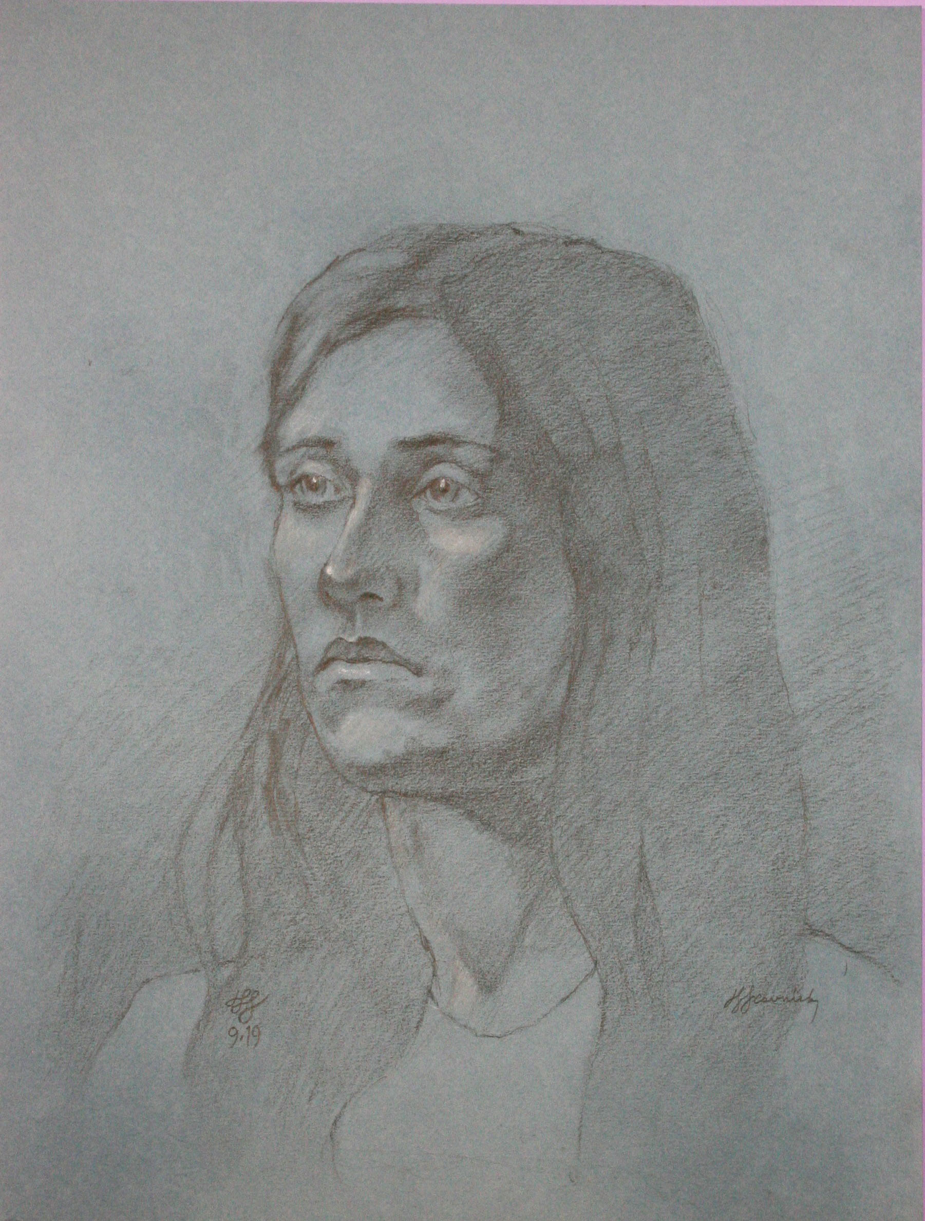 John Scavnicky - Graphite